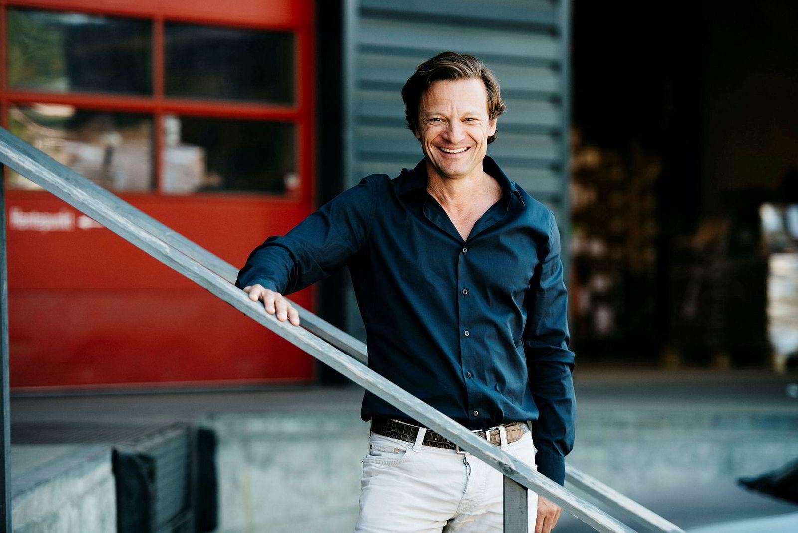 Morten Angelil har bidratt med nye millioner til The Future Group i løpet av det siste året.