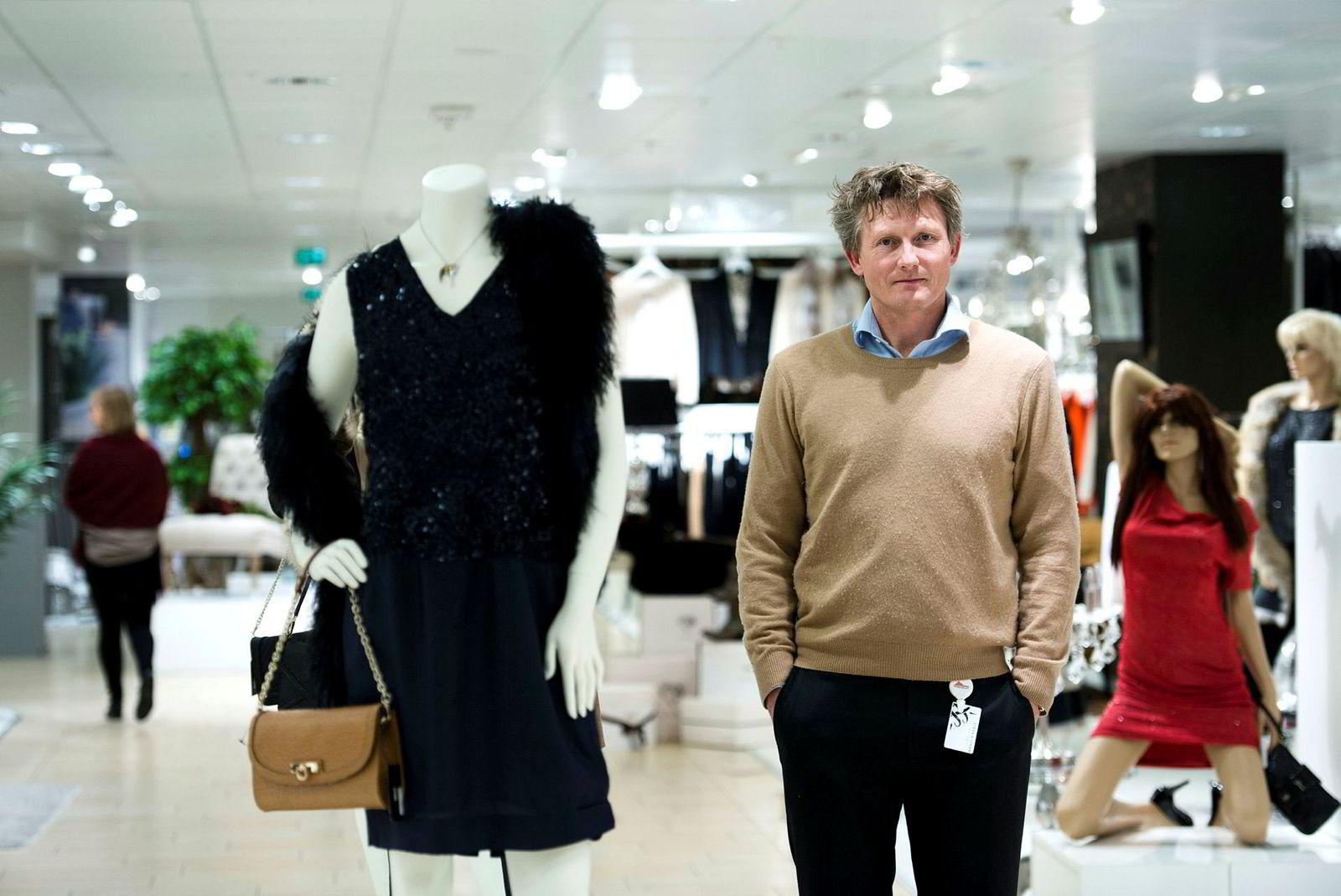 Hans Kristian Melbye i Jotunfjell Partners fotografert i 2012.