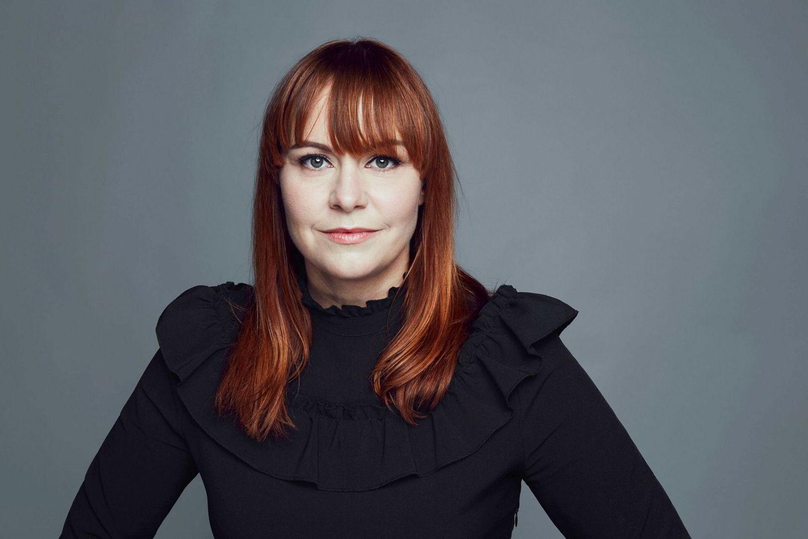 Karin Stjärne, konstituert administrerende direktør i Rubicon TV.