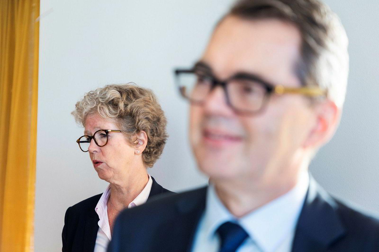 Om det går veien for Hydro, kan krisen i Brasil være over for Hilde Merete Aasheim overtar som konsernsjef etter Svein Richard Brandtzæg. ---