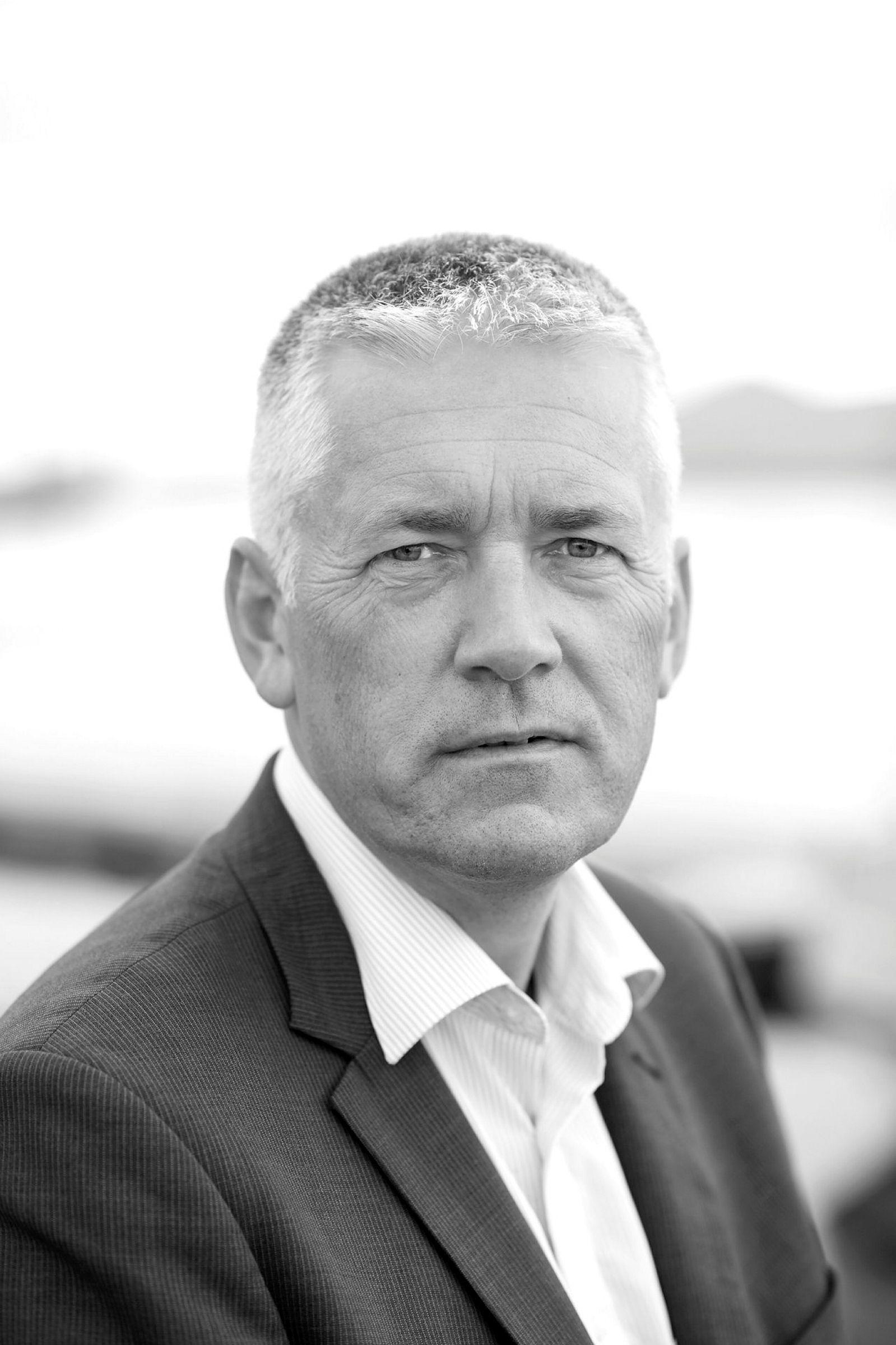 Arbeids- og tjenestedirektør Kjell Hugvik i Nav.