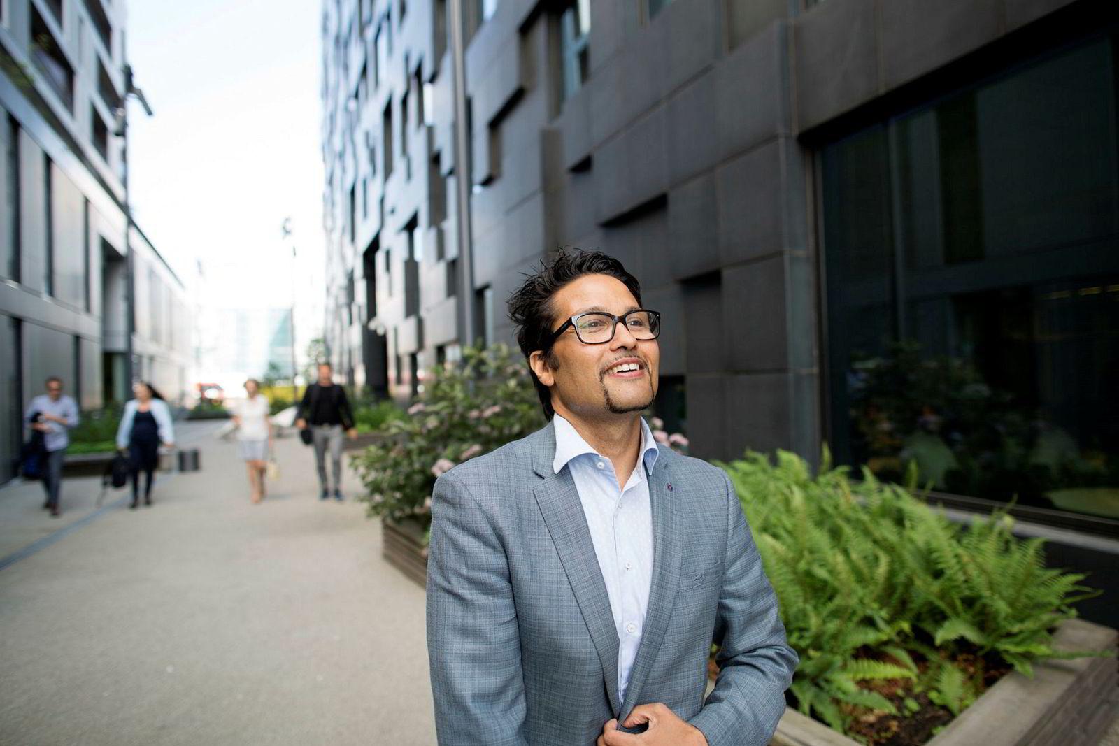 7bcc0d9d4 Flere kjøper bolig nummer to i Oslo | DN