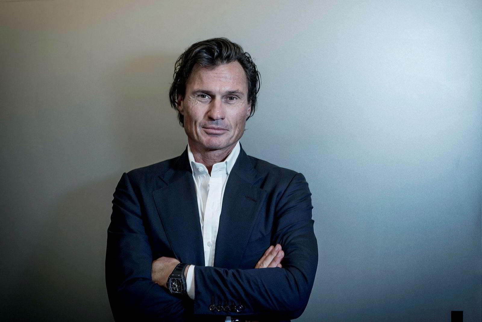 Hotell- og eiendomsmilliardær Petter Stordalen satser nå i forlagsbransjen