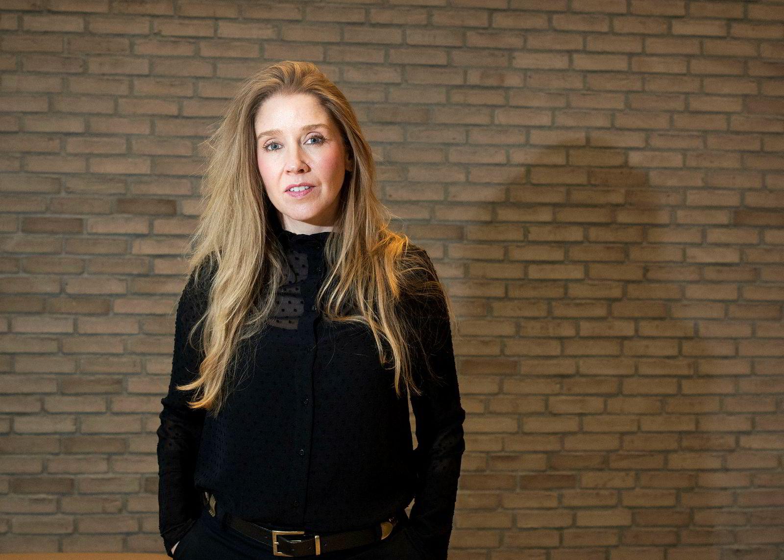 – Ser du på forvaltningsresultatene så har det vært et beintøft år for forvaltere, sier porteføljeforvalter Anette Hjertø i DNB Asset Management.