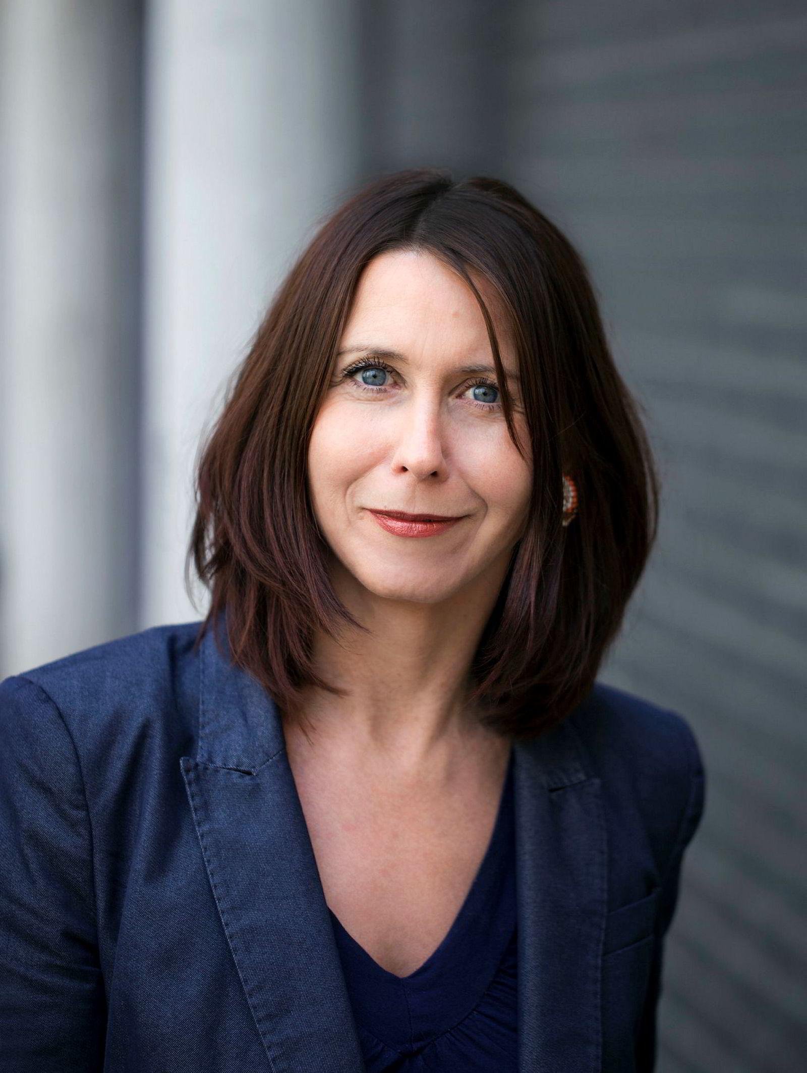Heidi Marie Kriznik er leder i Forfatterforeningen.