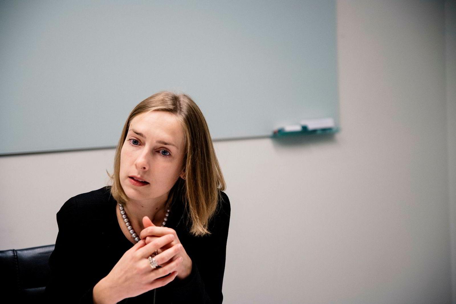 Forsknings- og høyere utdanningsminister Iselin Nybø.