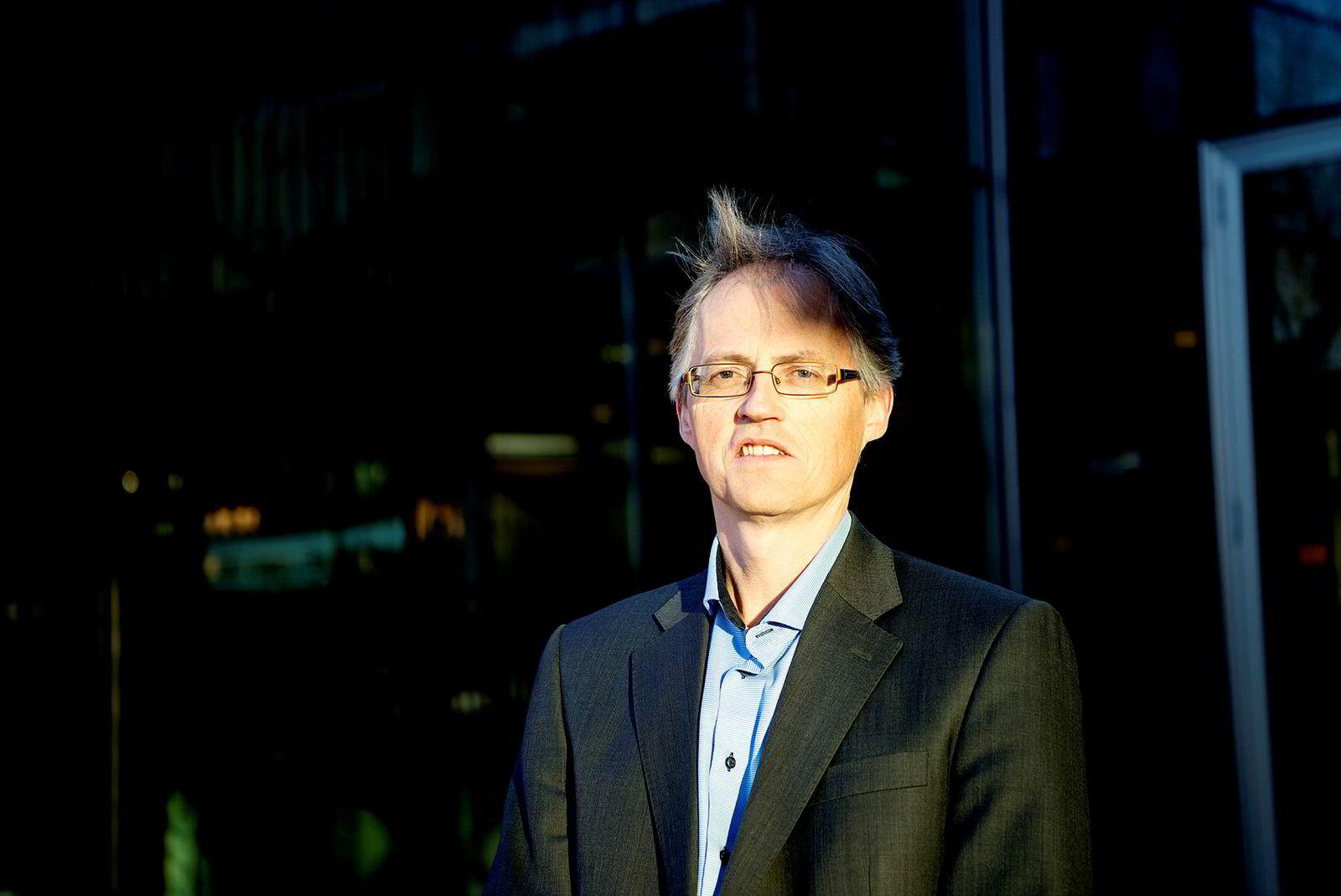 Torbjørn Lothe, administrerende direktør i NHO Luftfart.