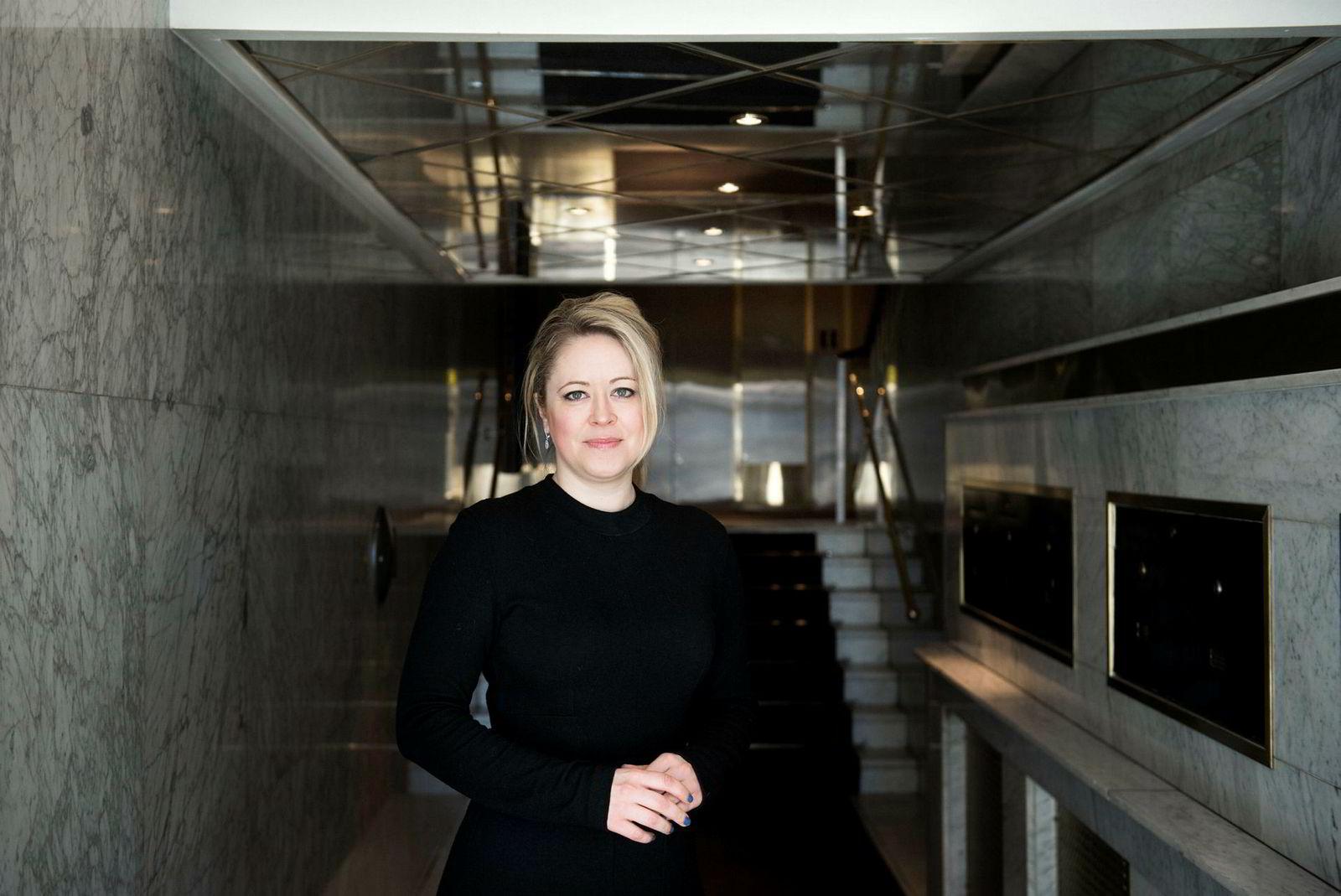 Stine Helén Pettersen er advokat og partner i advokatselskapet Bing Hodneland.