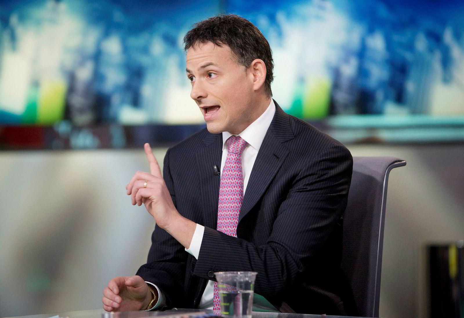 David Einhorn kan smile bredt av at Tesla får kjørt seg på børs.