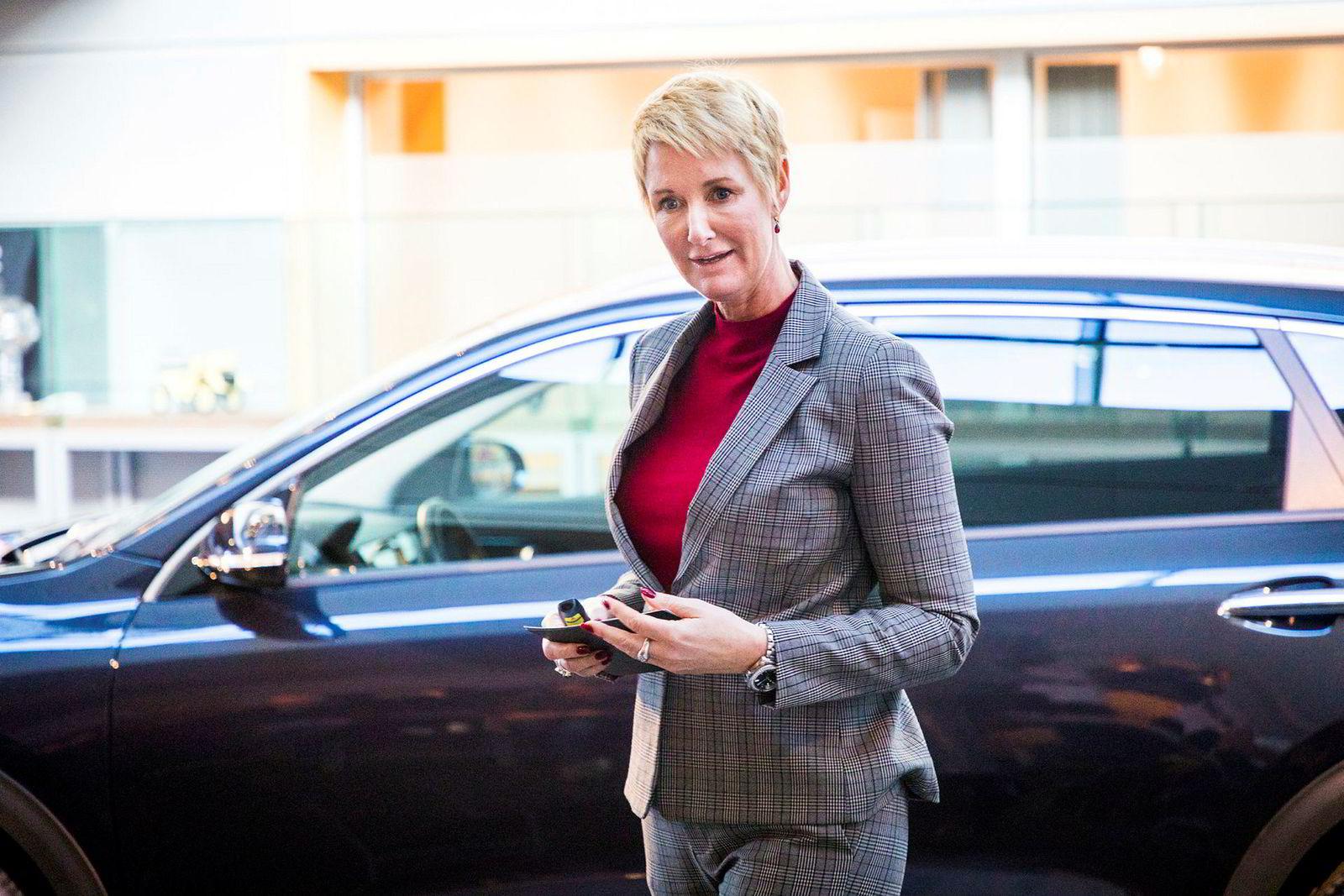 Kia-sjef Irene Solstad skulle gjerne hatt mer informasjon fra fabrikken.