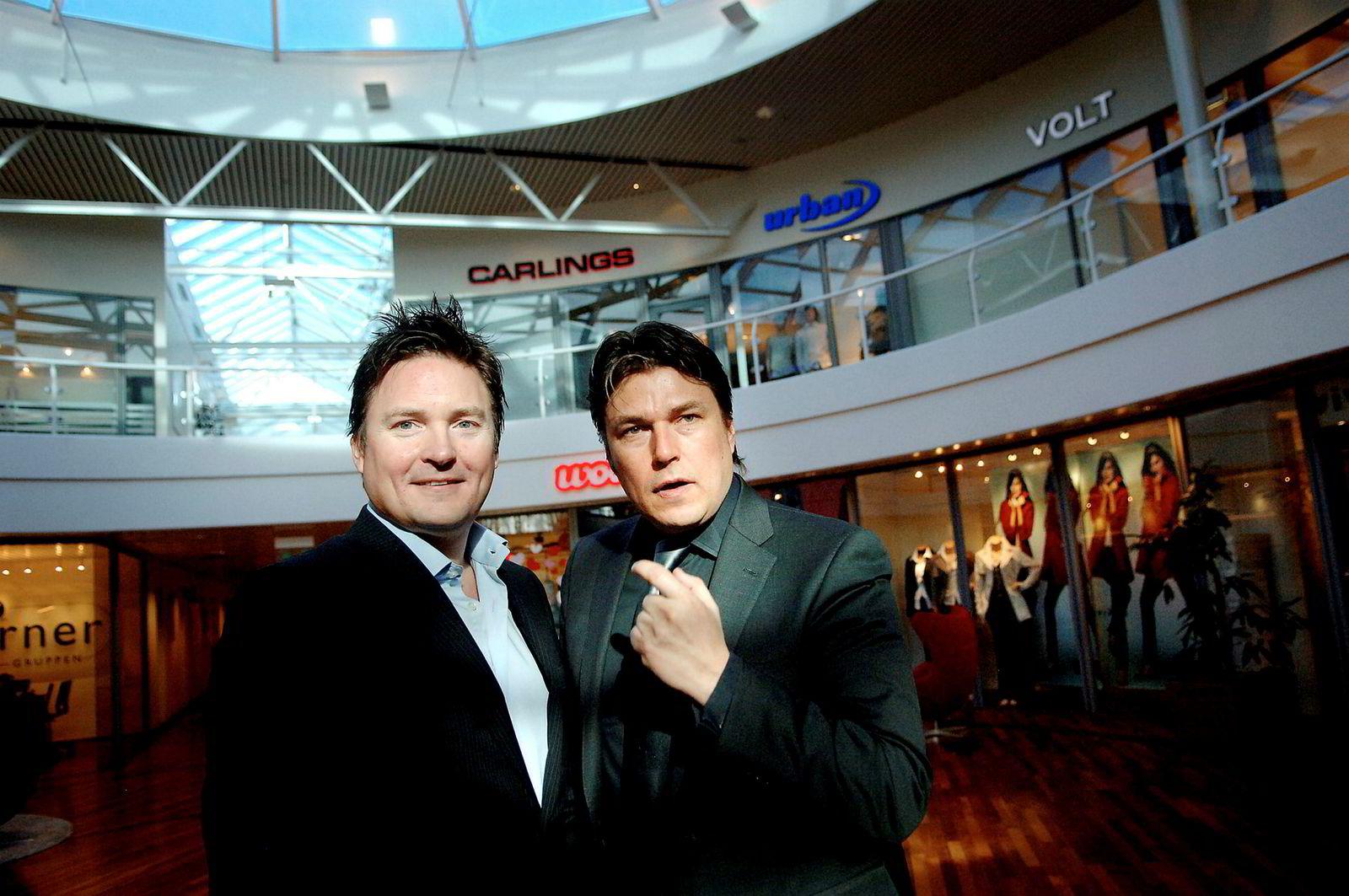 Brødrene Varner har valgt å ligge lavt i norske medier. Her er Marius Varner og Petter Varner i 2007.