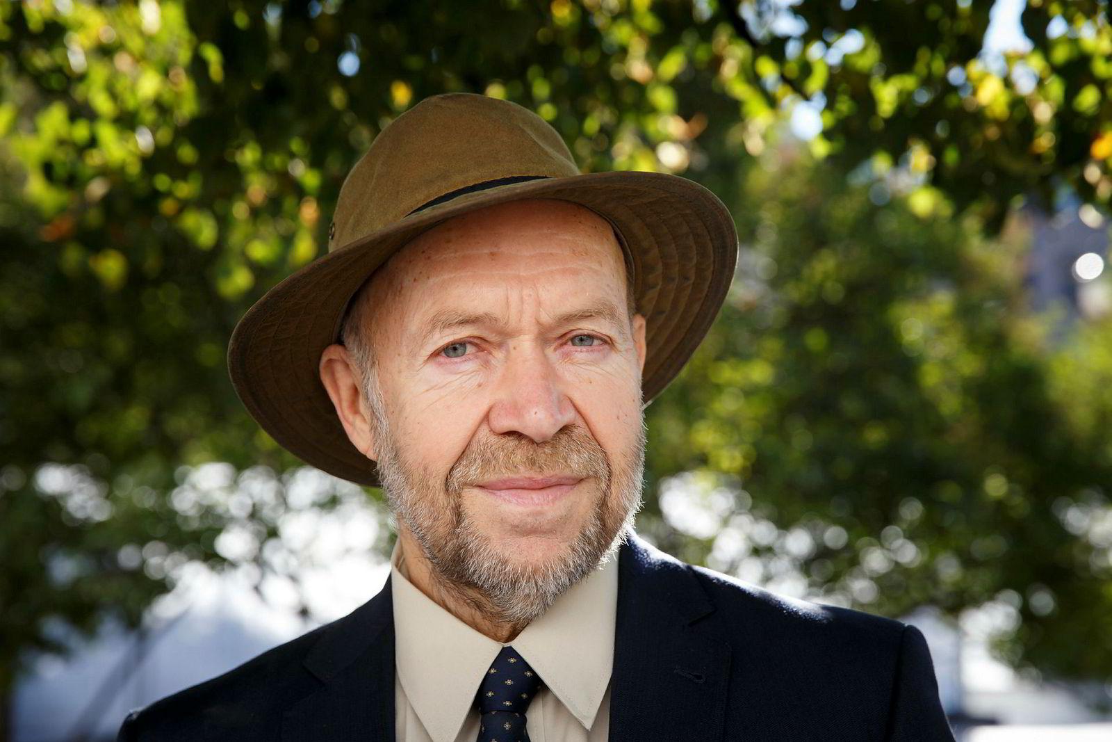 James Hansen har forsket på klimaendringer i 40 år og spilte en avgjørende rolle i å sette global oppvarming på dagsordenen på 1980-tallet.