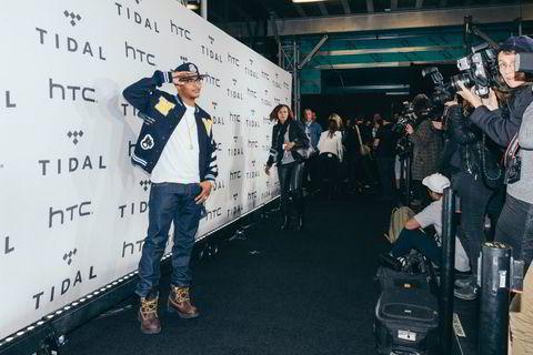 Rapperen T.I (Clifford Joseph Harris Jr.) er en av artistene på Tidal, og var selvskreven gjest på Tidal-konserten i New York.