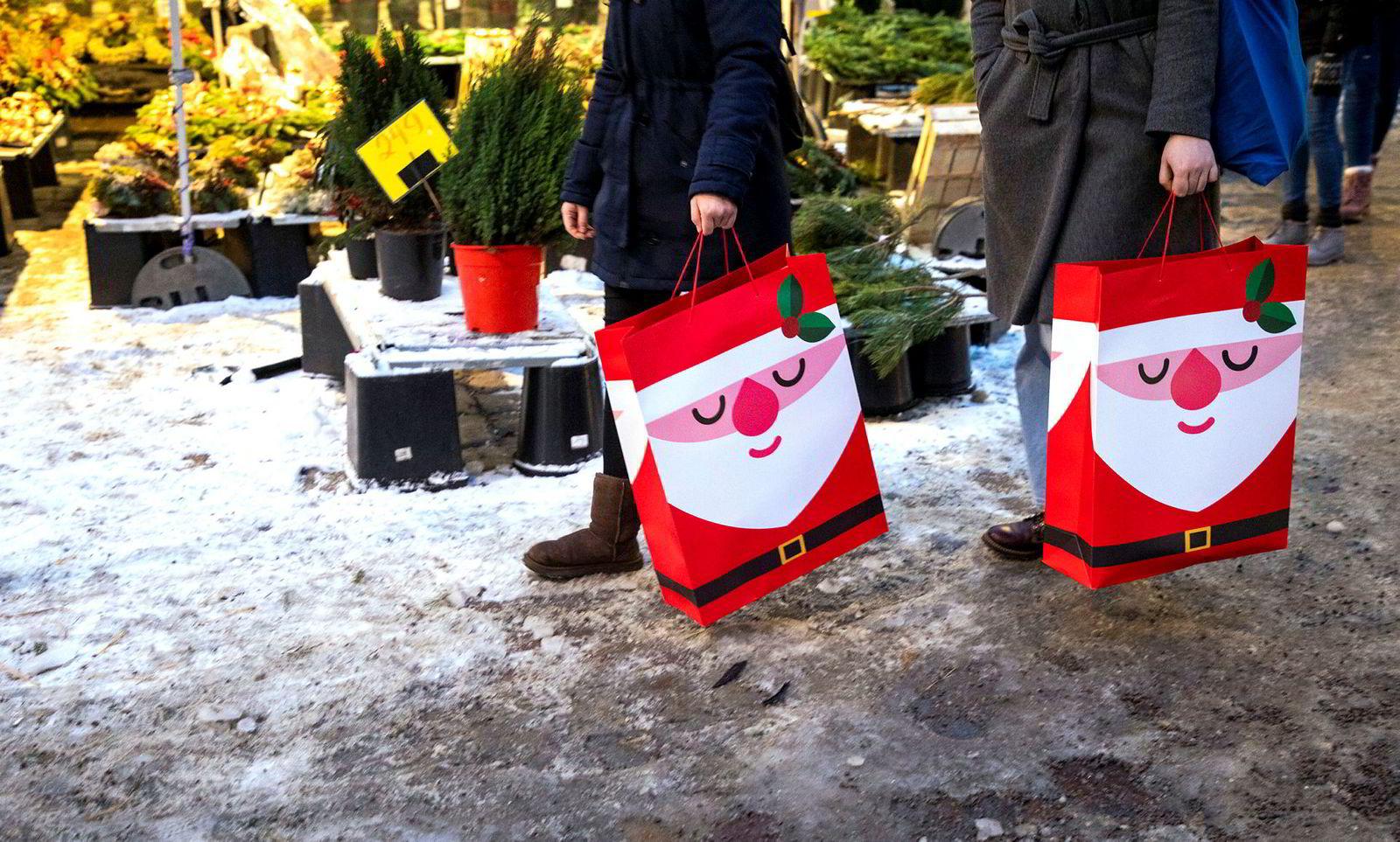 Julen nærmer seg. Nille-sjef Kjersti Hobøl tror man glemmer hvor mye kronen faktisk har svekket seg de siste årene.