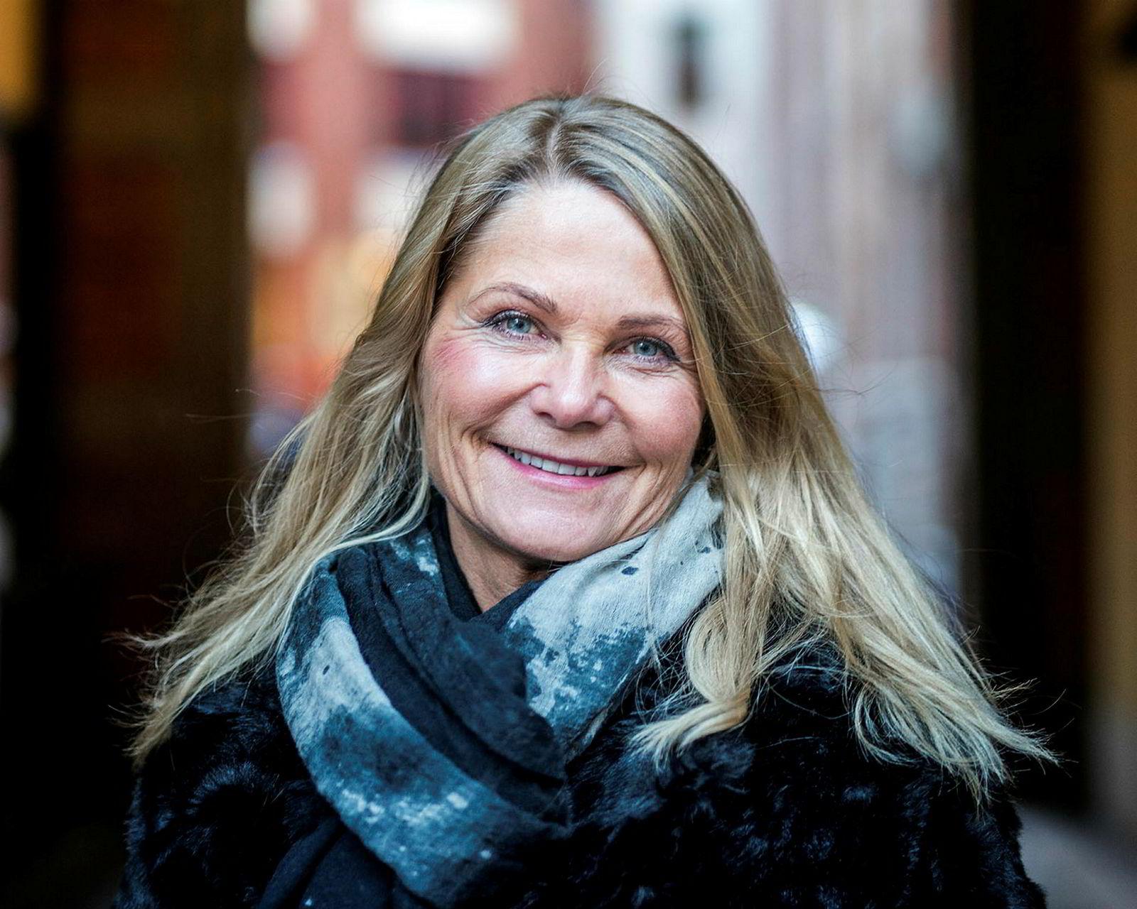 Merete Mandt Larsen i Mediebyråforeningen.