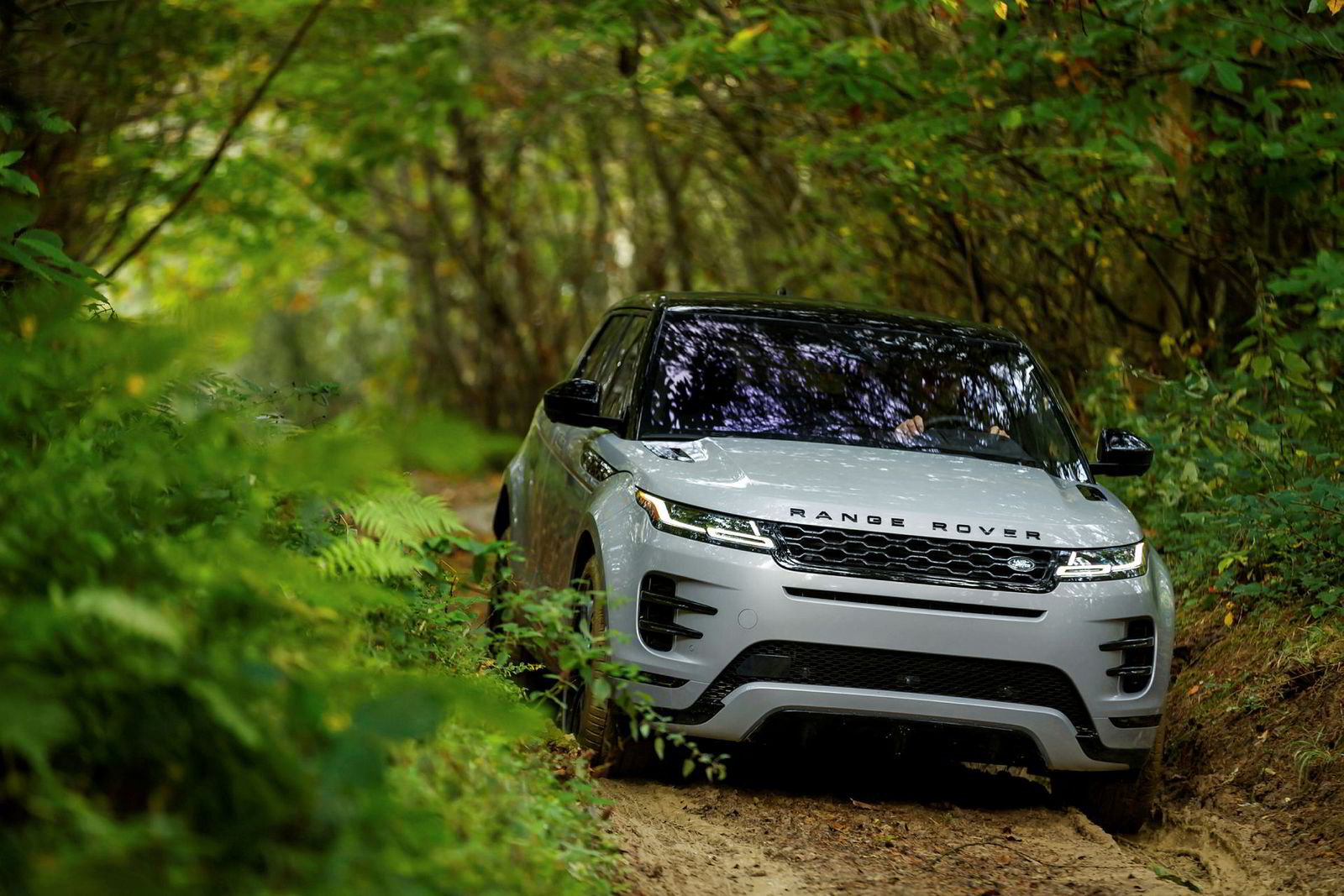 . Range Rover Evoque.
