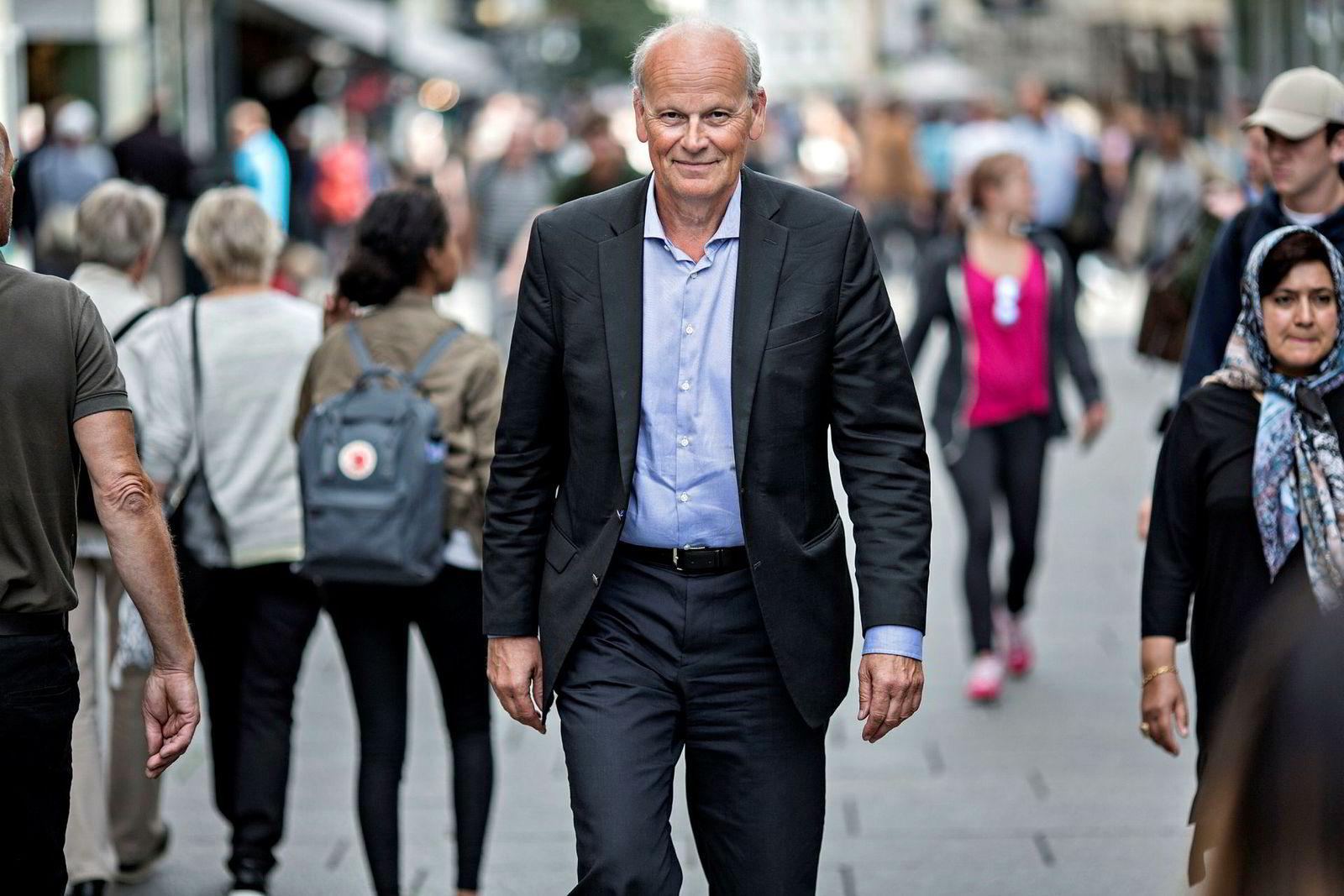 Høyres Michael Tetzschner utfordrer MDG til å vrake Ap i Oslo. – Nå har MDG anledning til å vise at de er blokkuavhengige, og samarbeide med Høyre i Oslo, sier han.