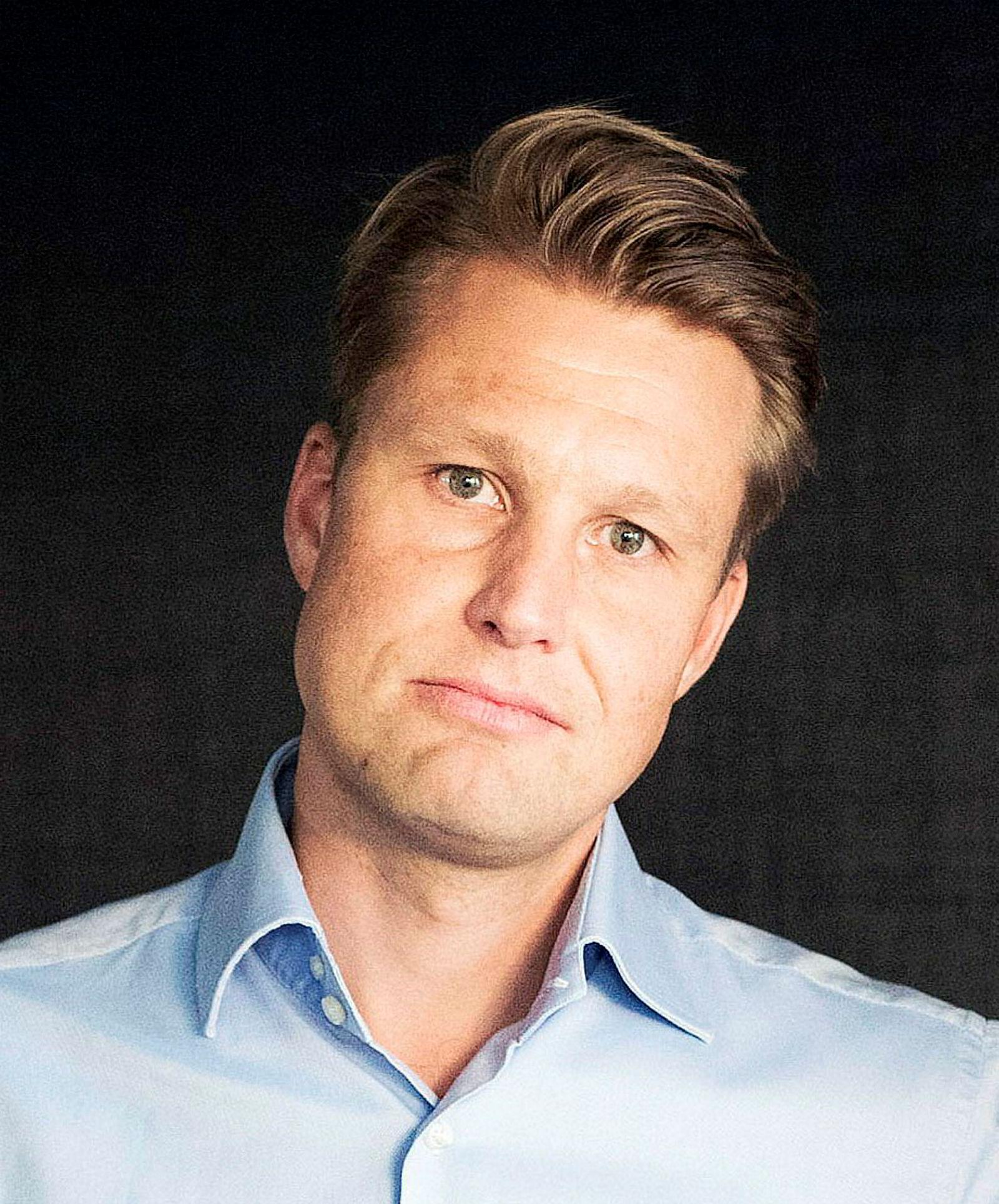 Christoffer Askjer i Sem og Johnsen.