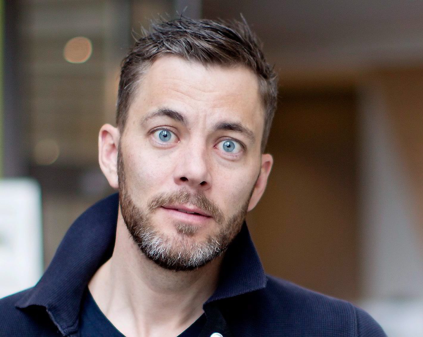Produktdirektør Andreas Thorsheim (35) i Opera Software satser på nettvarder. Foto: