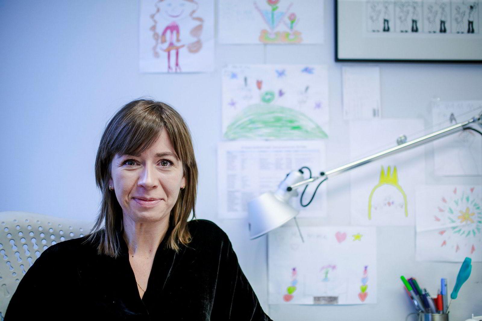 Administrerende direktør Heidi Austlid i IKT-Norge.