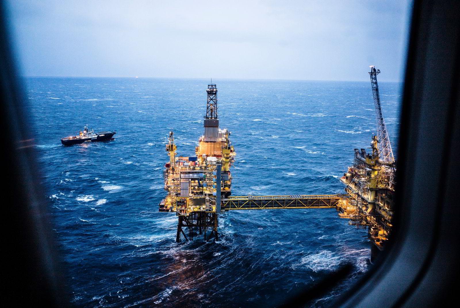Arundos teknologi kan blant annet brukes til å overvåke produksjonen på oljeplattformer.