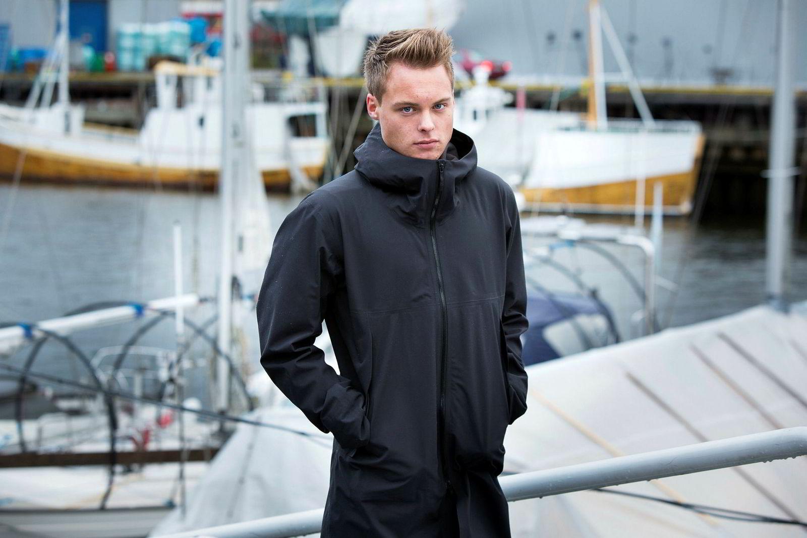 24 år gamle Gustav Magnar Witzøe fra Frøya har 11 milliarder i formue.