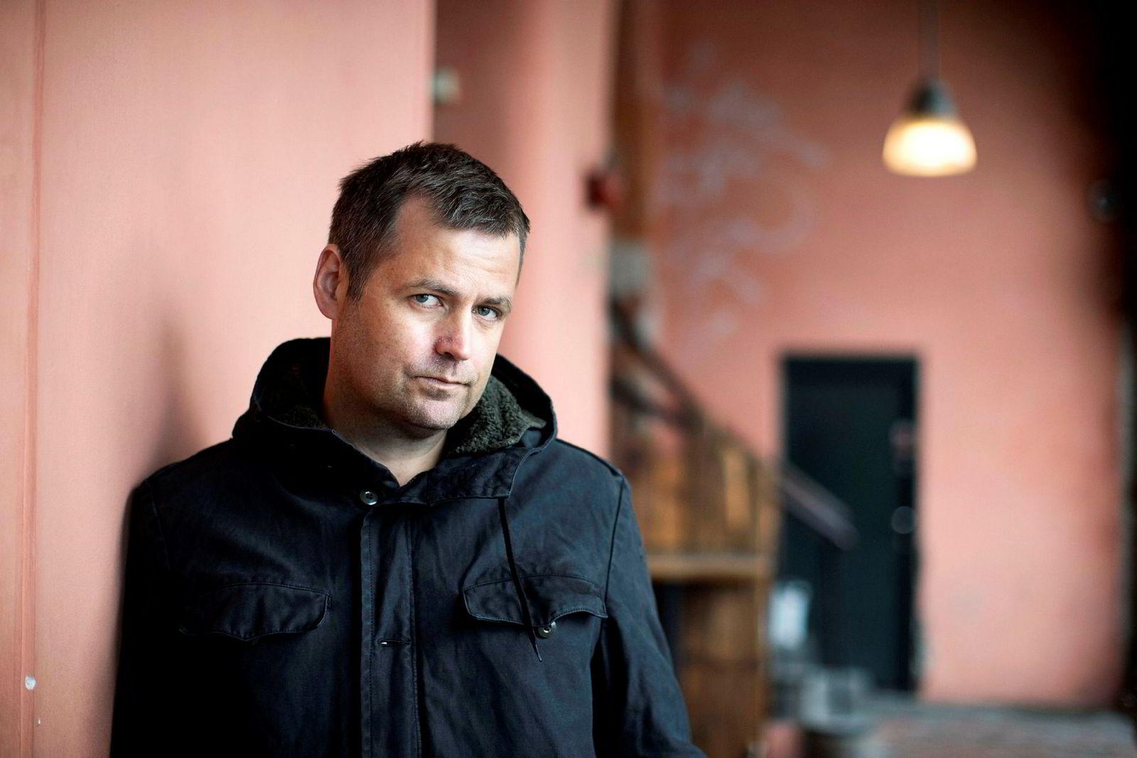 Trendanalytiker, forfatter og populær foredragsholder, Ståle Økland.