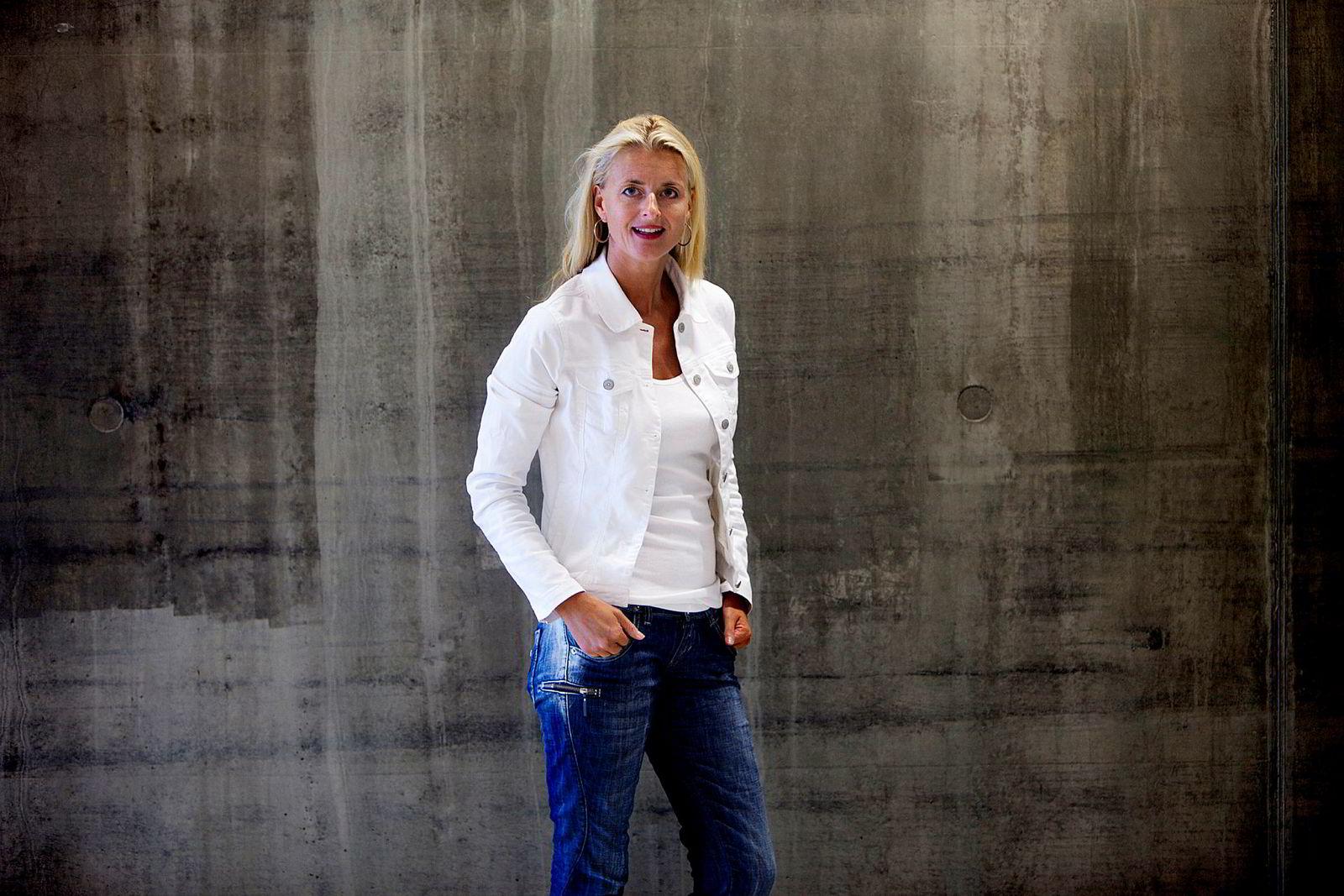 Cathrine Pia Lund, Innovasjon Norge.