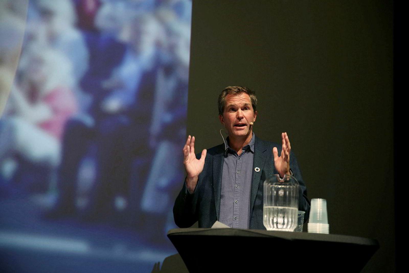 John-Arne Røttingen.