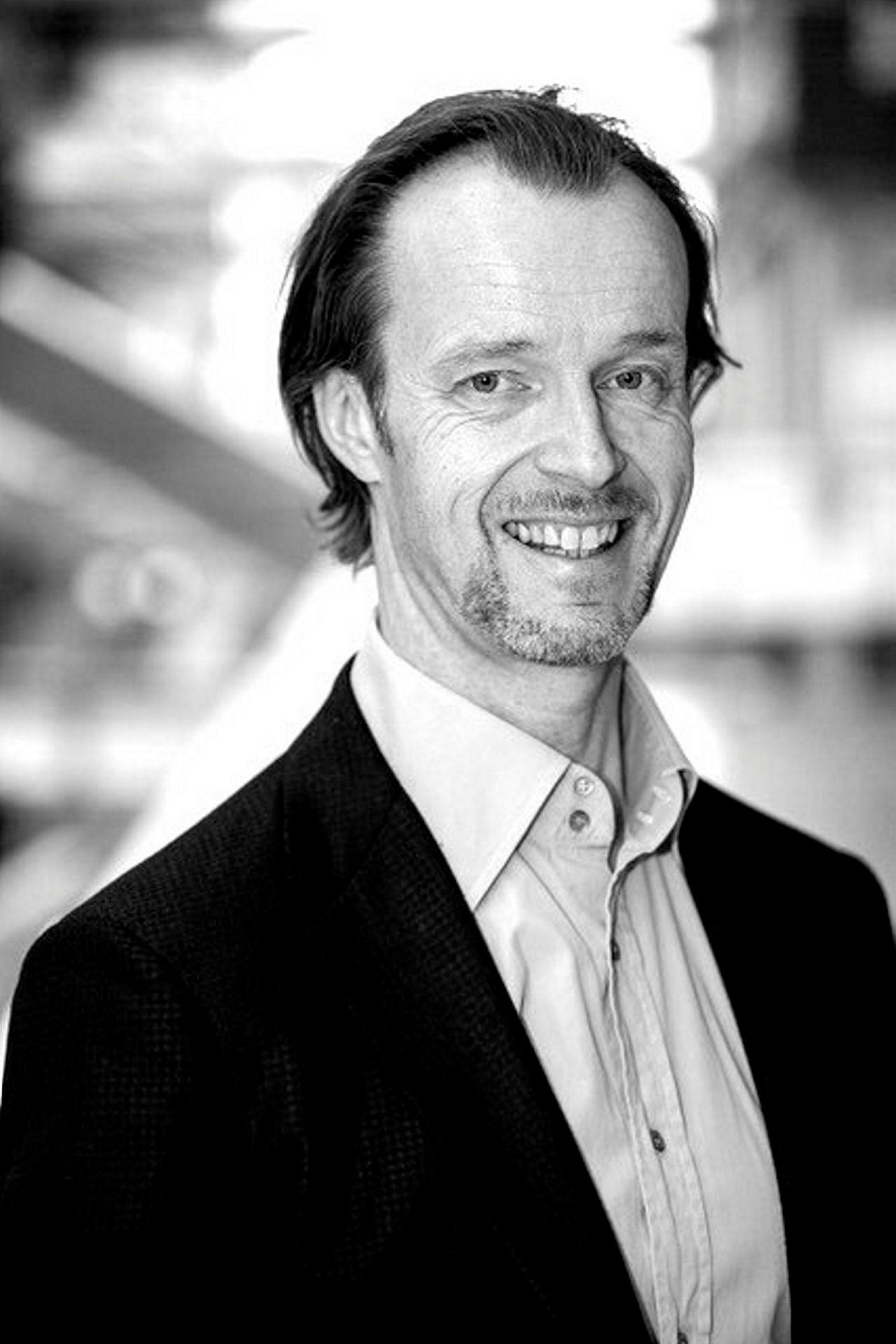Steinar Bjartveit, cand.psychol., Institutt for kommunikasjon og kultur ved Handelshøyskolen BI
