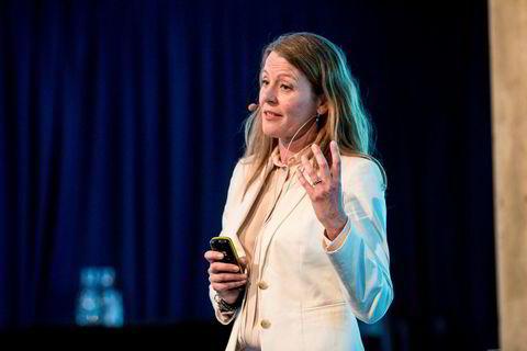 Kathrine Myhre, administrerende direktør for Norway Healthtech. Myhre har ledet Norges største helseklynge siden 2009, med mål om å stimulere til nyskapning og samarbeid mellom gründere, etablerte selskaper, forskning og utvikling, offentlige og private helseaktører samt investorer. Har tidligere jobbet som direktør for innovasjon ved IT Fornebu Visjon, samt ved Birkeland Innovasjon, som hadde ansvar for kommersialisering av forskning fra Universitetet i Oslo.