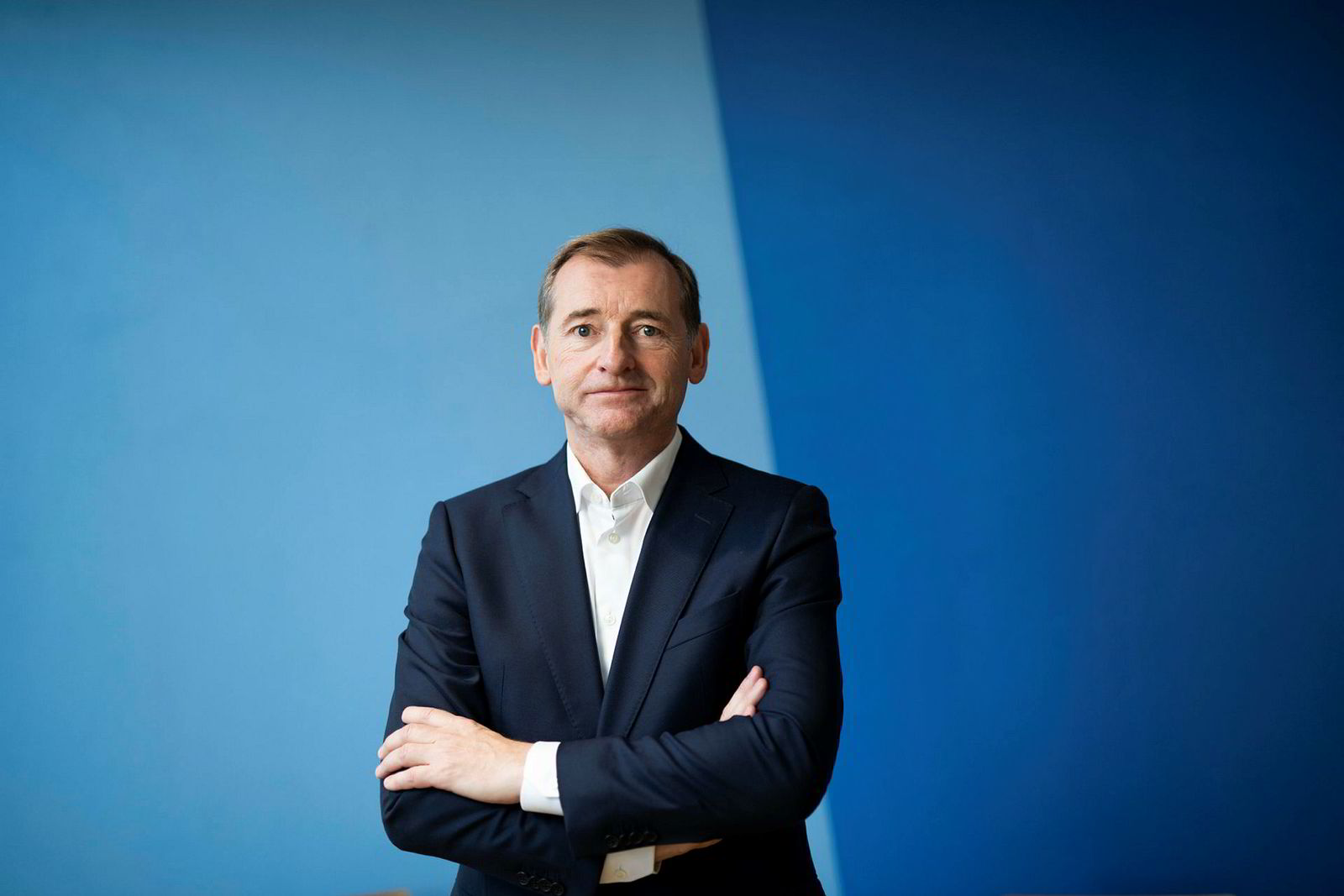 Administrerende direktør Carl Geving i Norges Eiendomsmeglerforbund