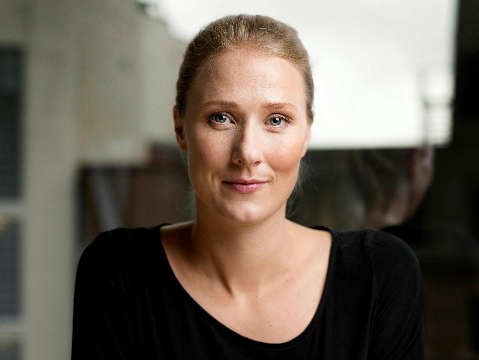 Kommunikasjonsdirektørstillingen som Kristin Welle-Strand fikk i 2015 var ikke lyst ut eksternt.