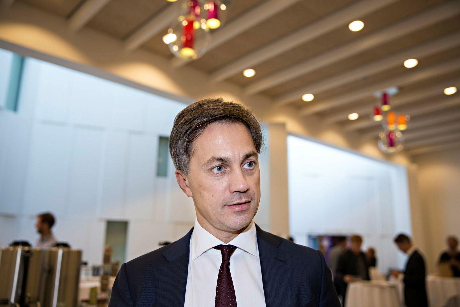 Advokat Ole Spiermann i Danske Banks advokatforbindelse Bruun & Hjejle, som også sto for bankens granskning.