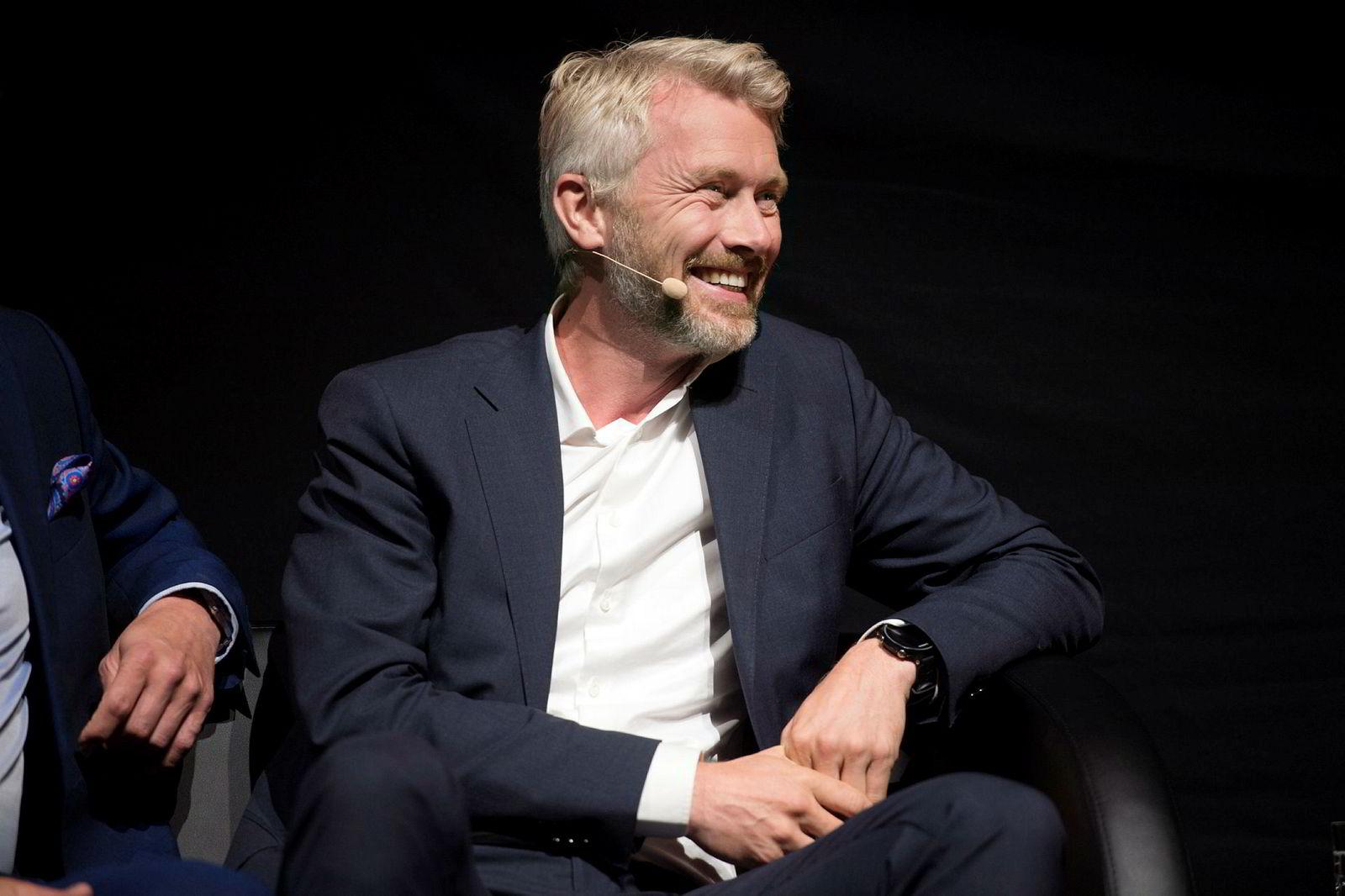 Administrerende direktør Olav Sandnes i TV 2 kan glede seg over mer engelsk fotball.