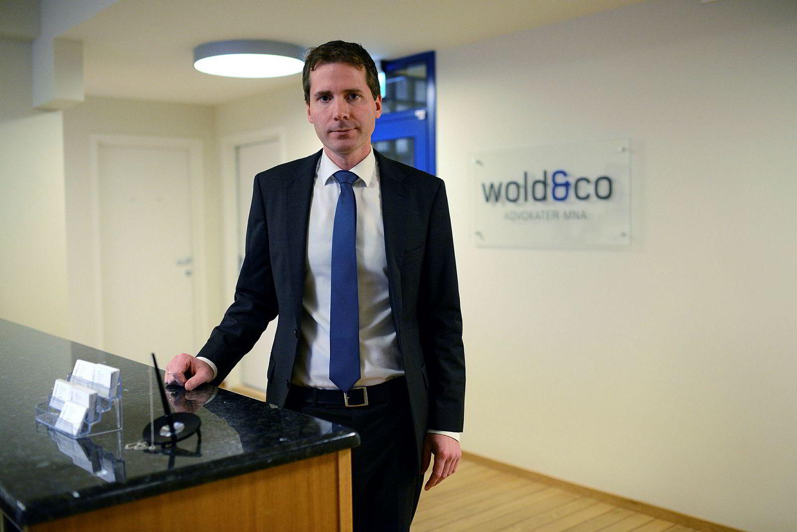 Advokat Erik Wold representerer barnehagen og de saksøkte barnehageforeldrene og tidligere ansatte.