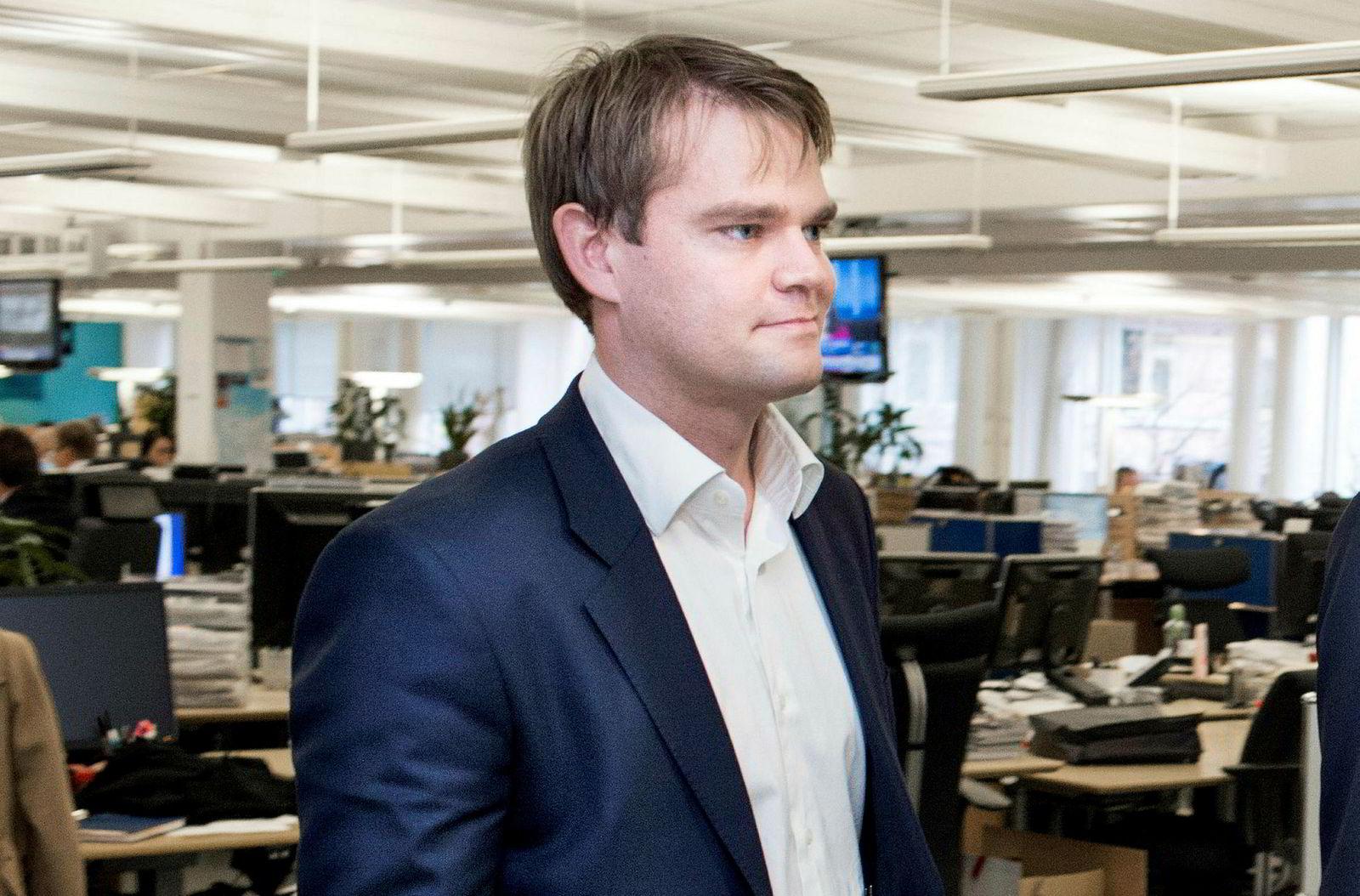 – Vi står inne for selve analysen. Vi står inne for alt det som vi publiserer, sier analysesjef Anders Hagen i Nordea Markets.