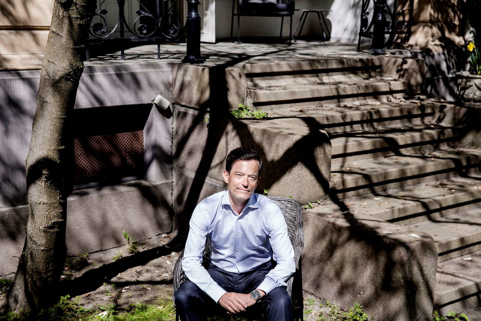 Trond Riiber Knudsen sluttet i McKinsey for å bli investor. Det siste året har han bygget opp en portefølje med det han kaller de mest spennende oppstartsselskapene innenfor teknologi og delingsøkonomi.