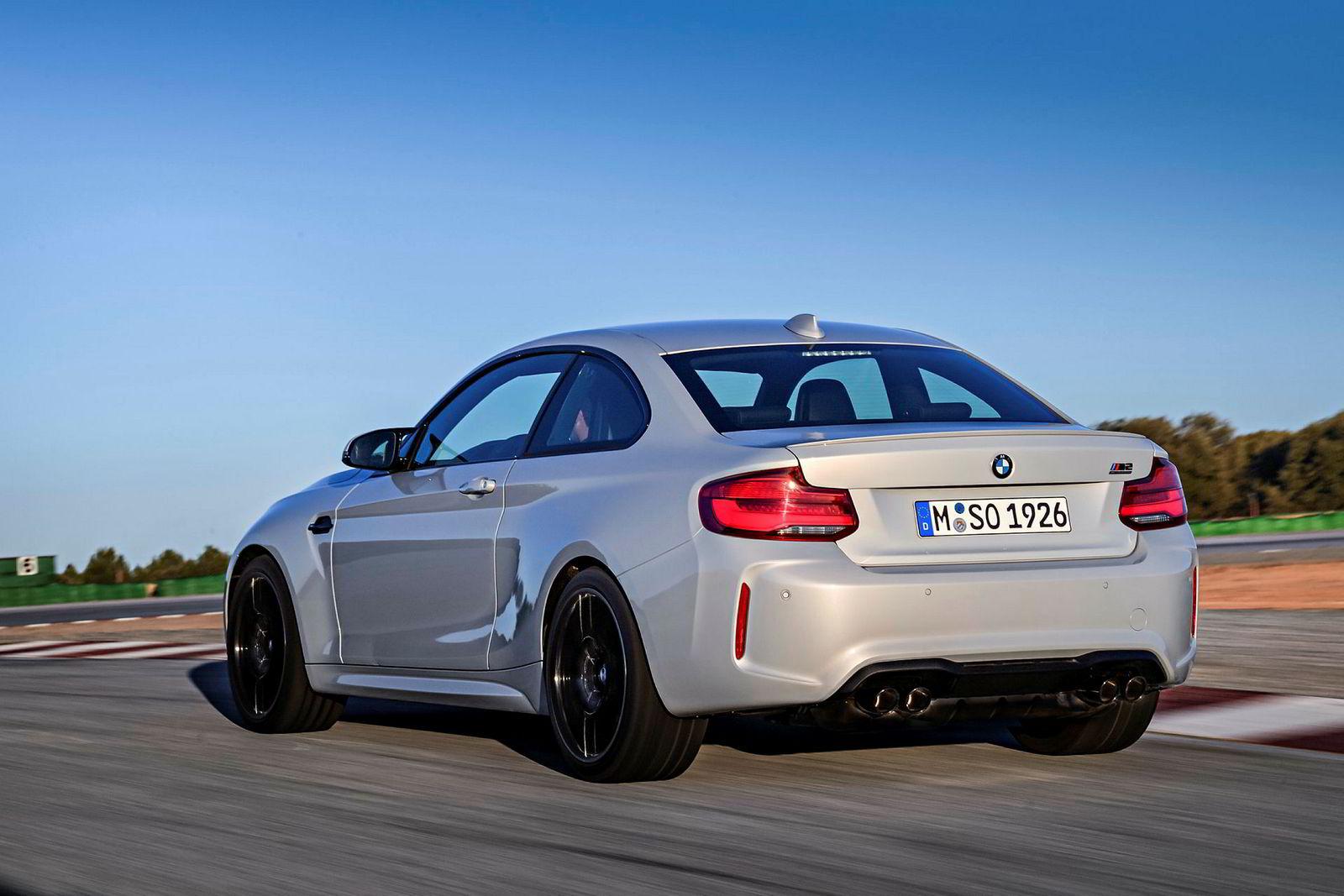 BMW M2 er etter vår mening merkets morsomste bil.