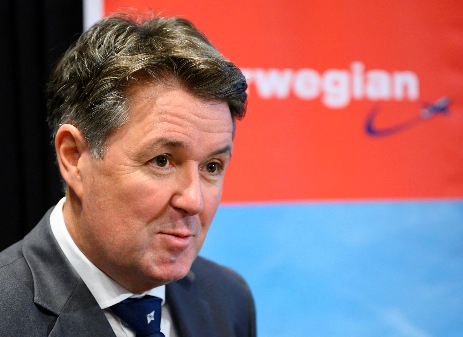 Norwegians finansdirektør Geir Karlsen leder forhandlingene med Boeing.
