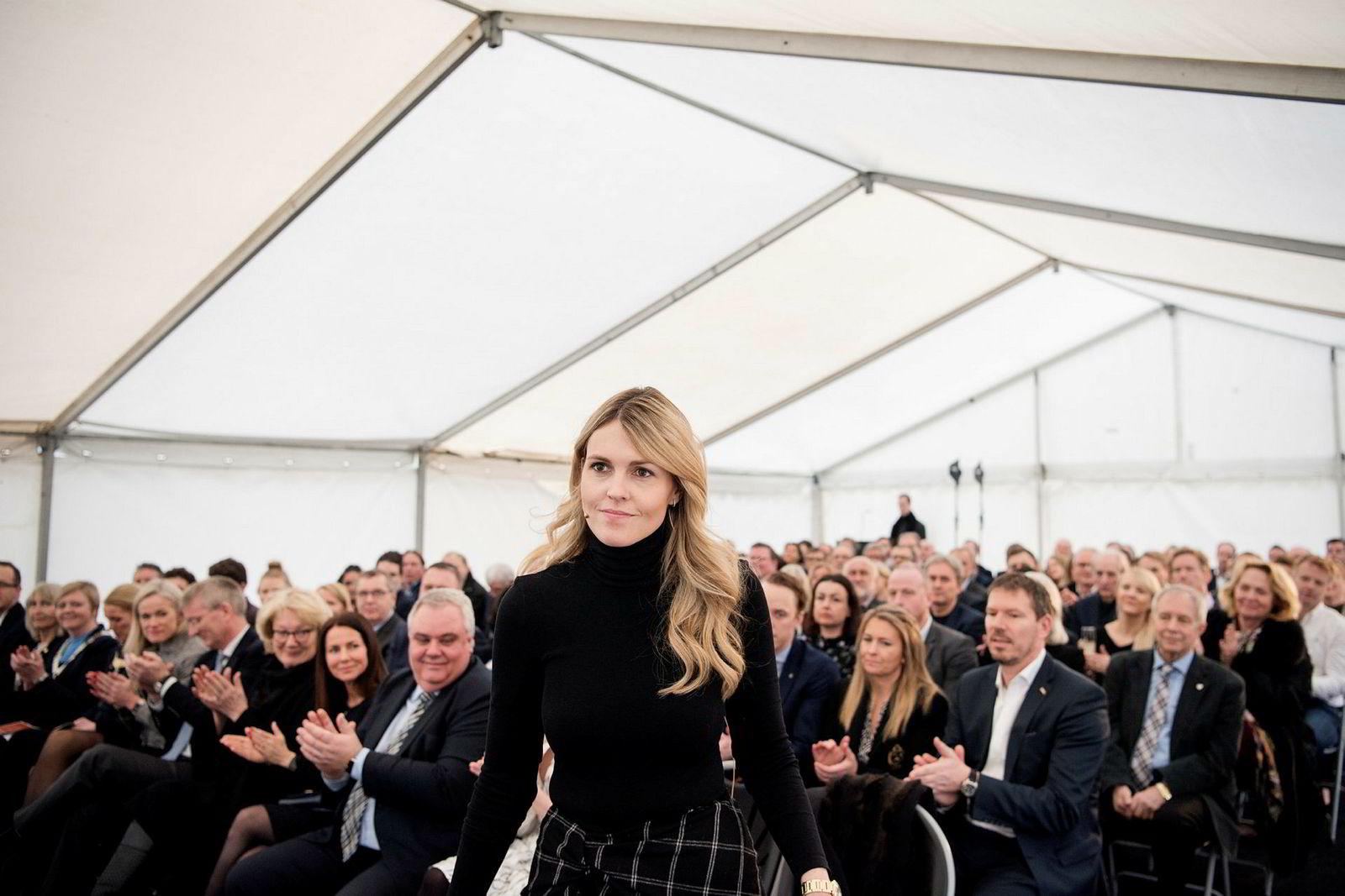 Ifjor sommer ble det kjent at Anna Margaret Smedvig hadde tatt kontrollen over Smedvig-familiens formue som er anslått til 11,4 milliarder kroner.