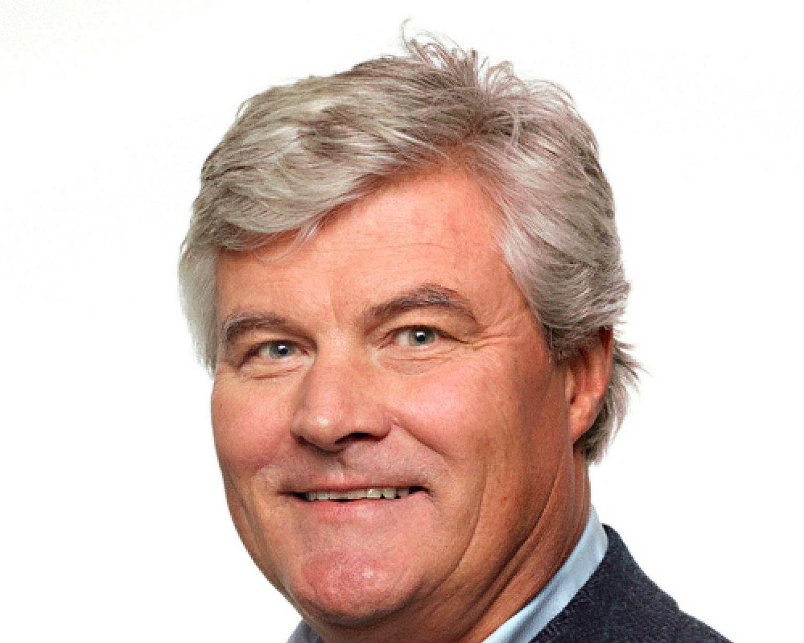 Erling Kofstad i revisjonsfirmaet Nitschke.