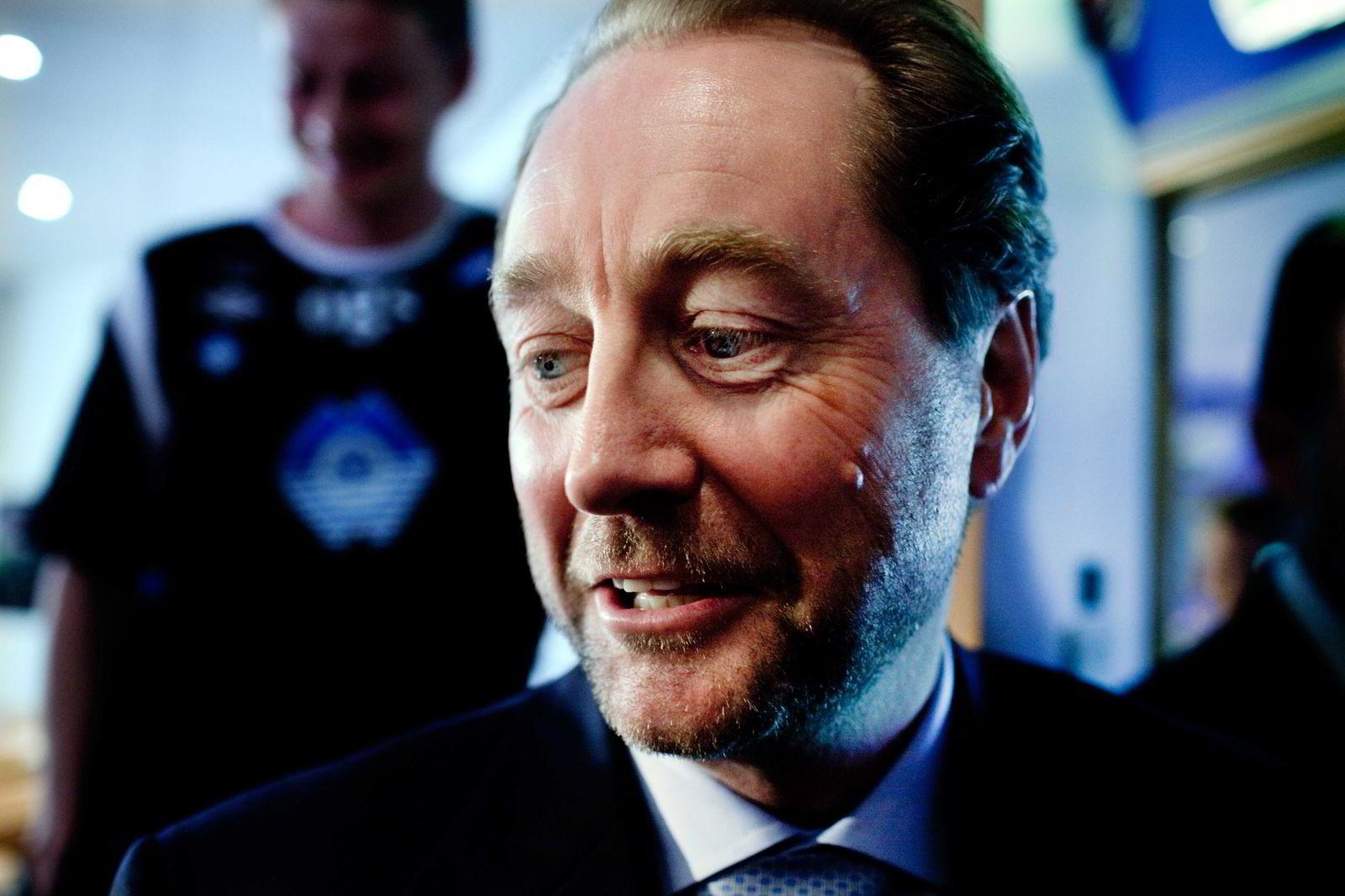 Kjell Inge Røkke har store eierinteresser i fiske.
