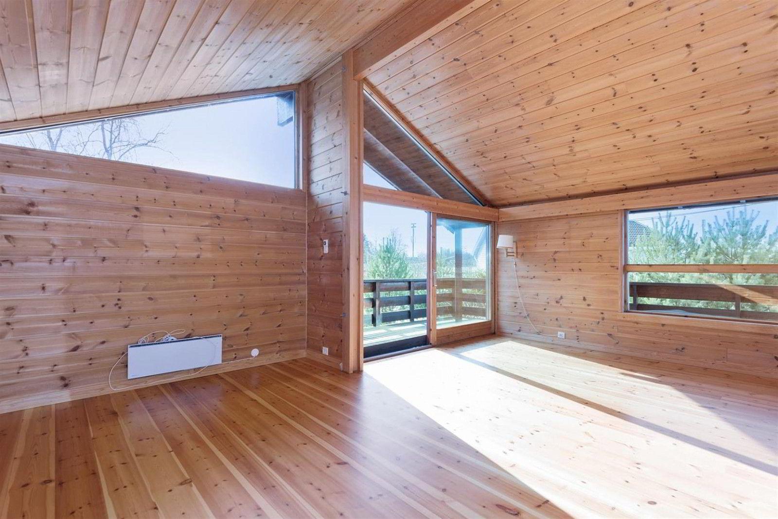 Lite er gjort siden boligen i Gamle Kjelsåsvei 44 i Oslo var ny i 1980.