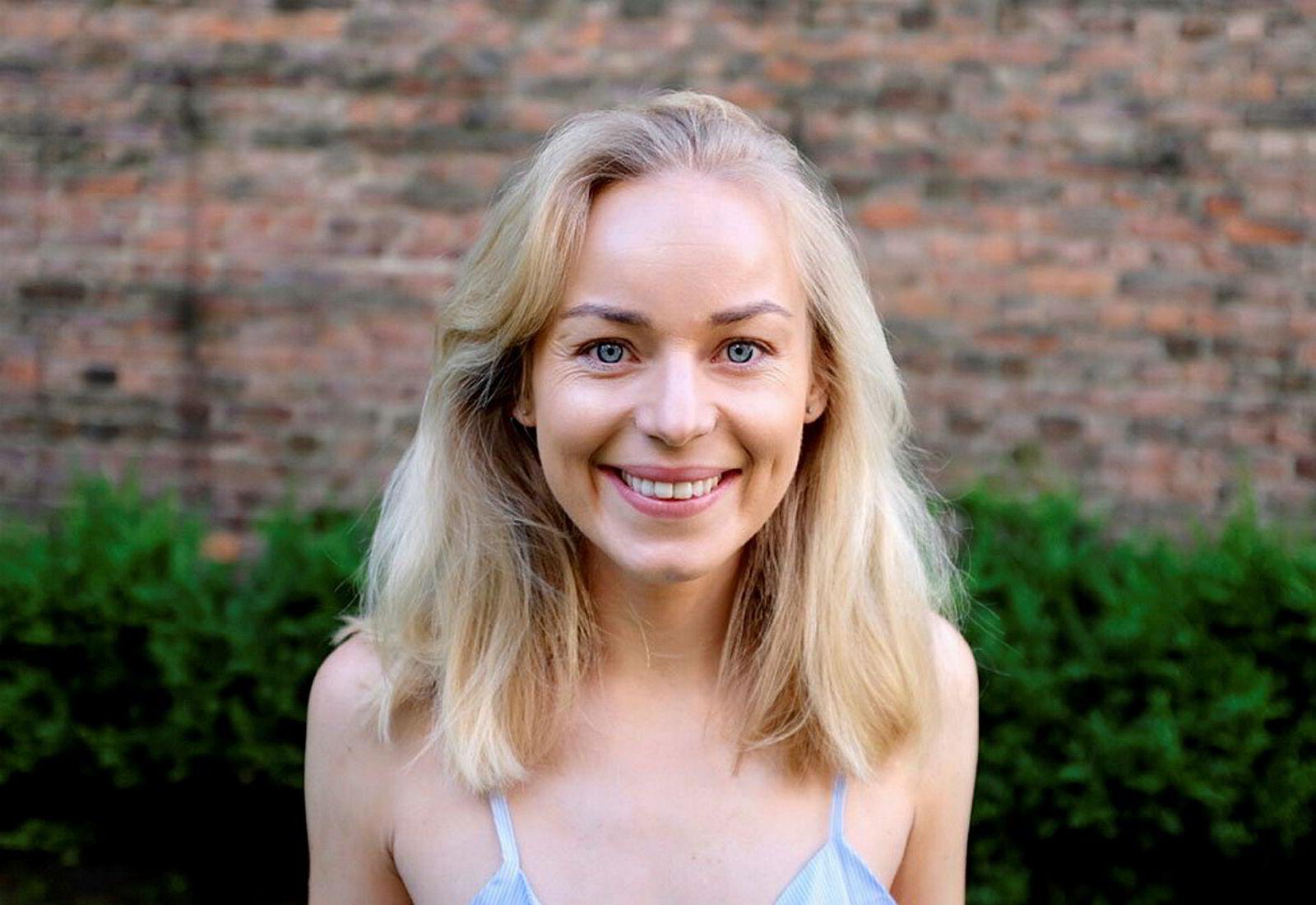 Celine Marie Moe, tidligere kommunikasjonssjef i Red Bull Norge og nyansatt brand manager i oppstartsbedriften Chooose.