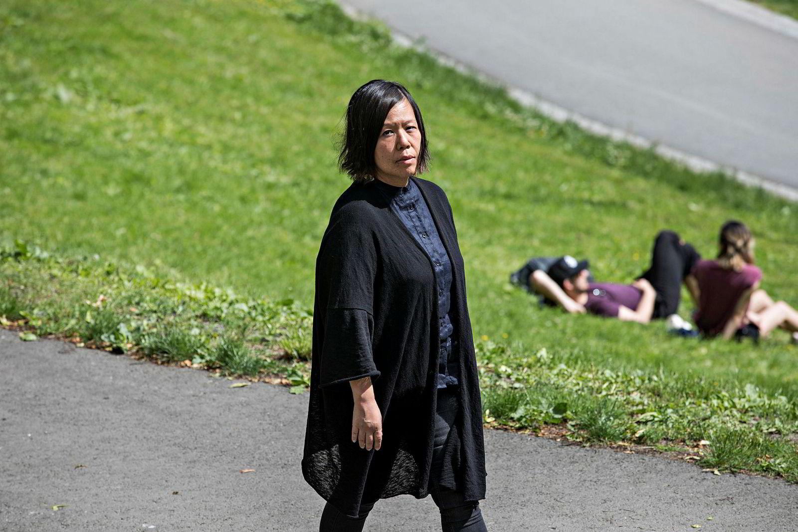 Winnie Wong var med å finne opp «Feel the Bern».