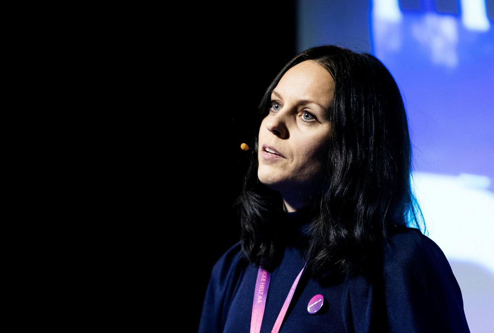 Aase Marthe Johansen Horrigmo, statssekretær i Kunnskapsdepartementet.