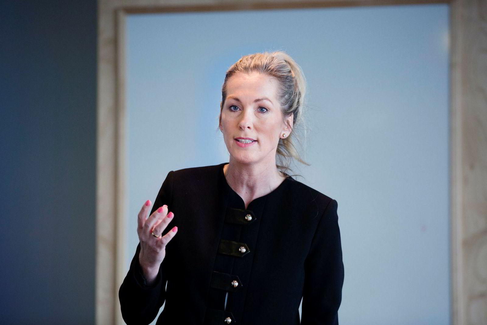 Det stormer igjen rundt Anita Krohn Traaseth i Innovasjon Norge.