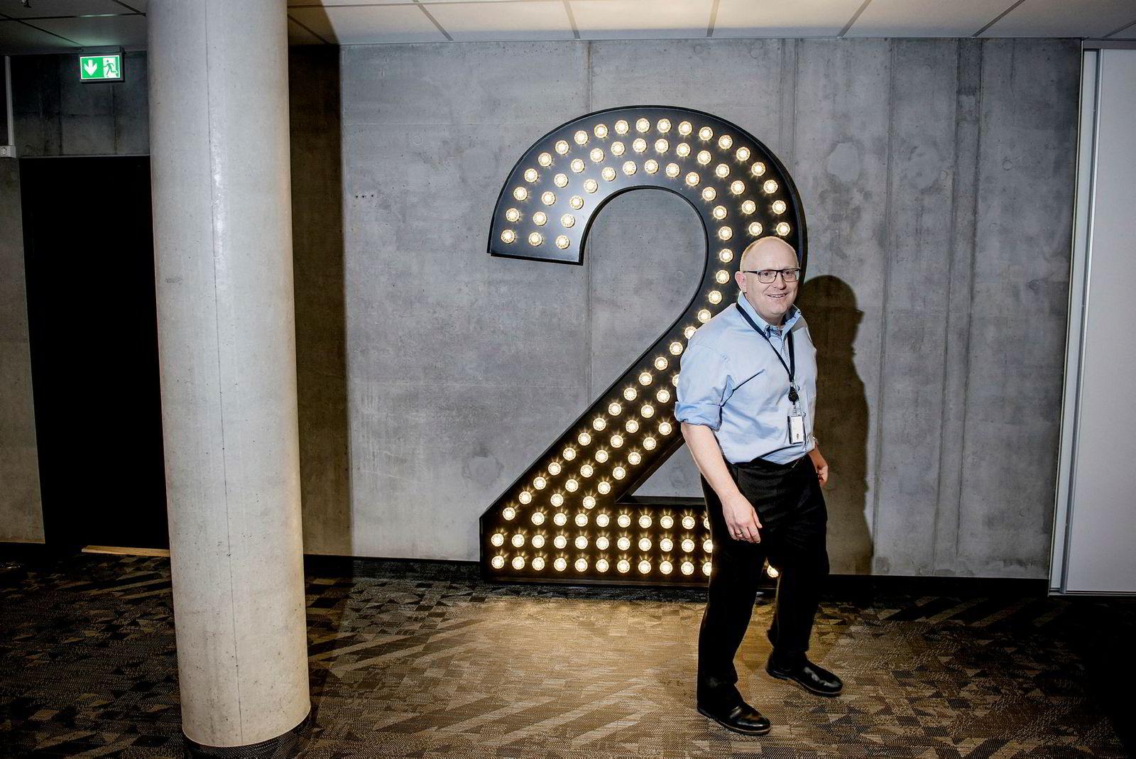 TV 2 Sumo-sjef Christian Birkeland.