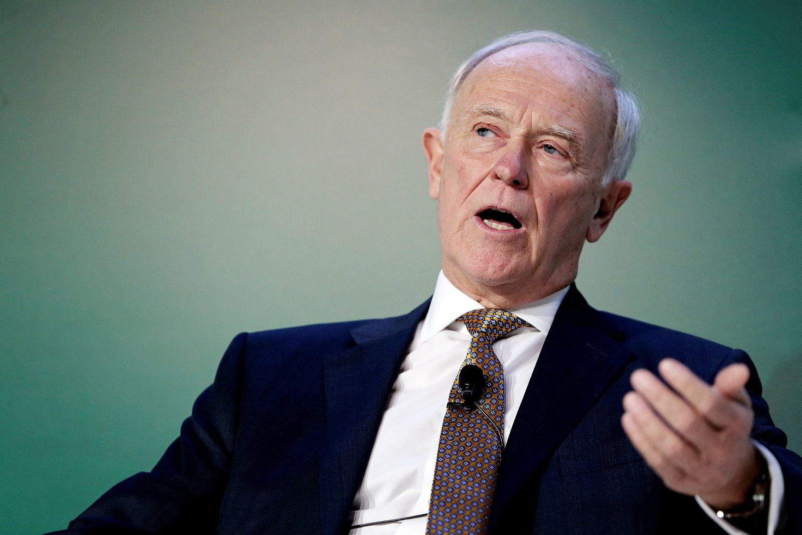 Tim Clark er toppsjef i flyselskapet Emirates.